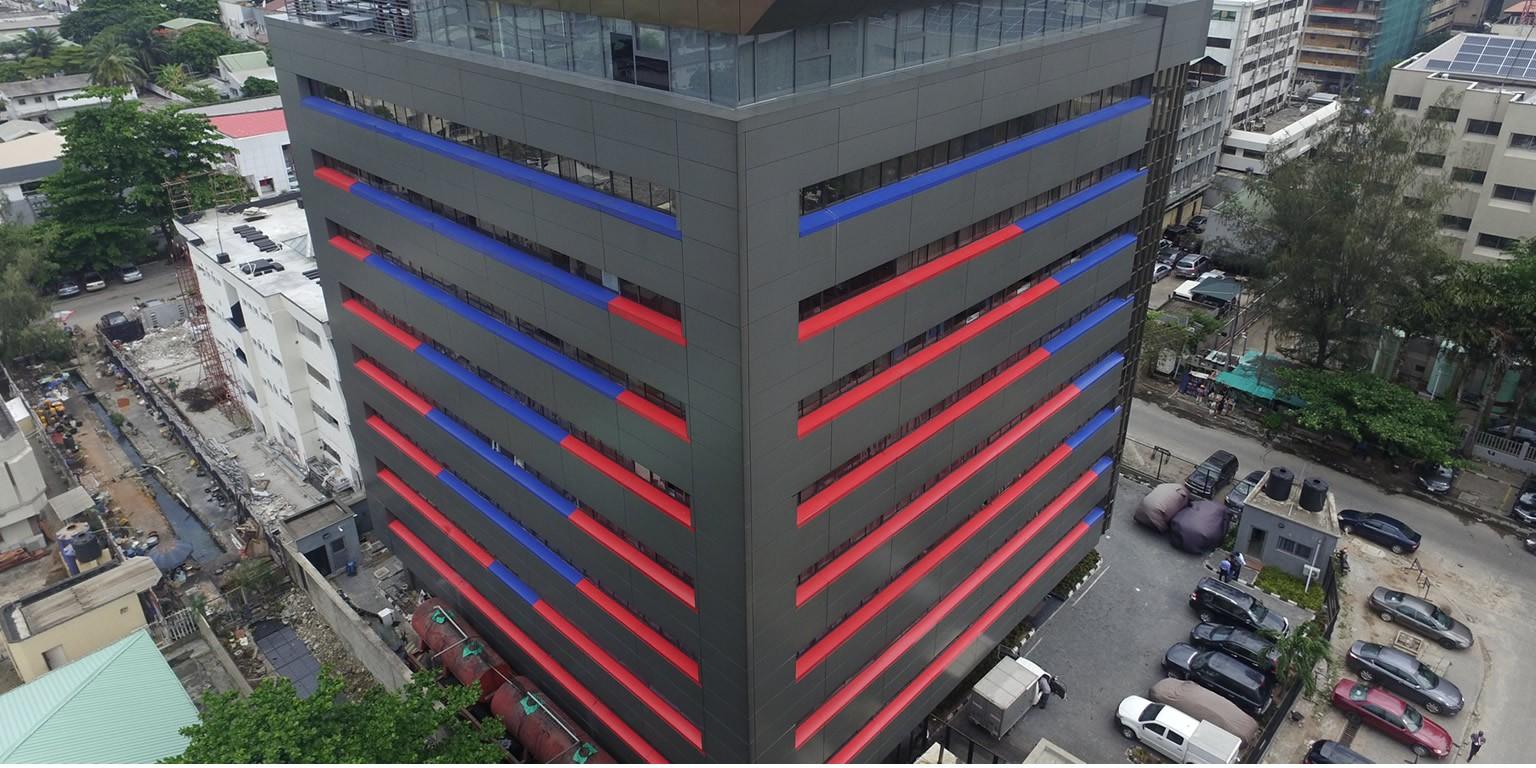 AIICO Insurance Plc Building, Lagos. Photo: Linkedin