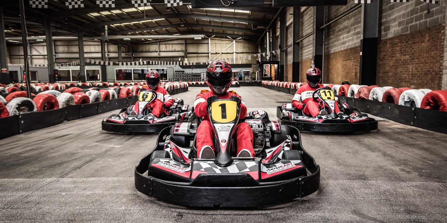 ScotKart Indoor Karting, Combat City and Lazer Planet | LinkedIn