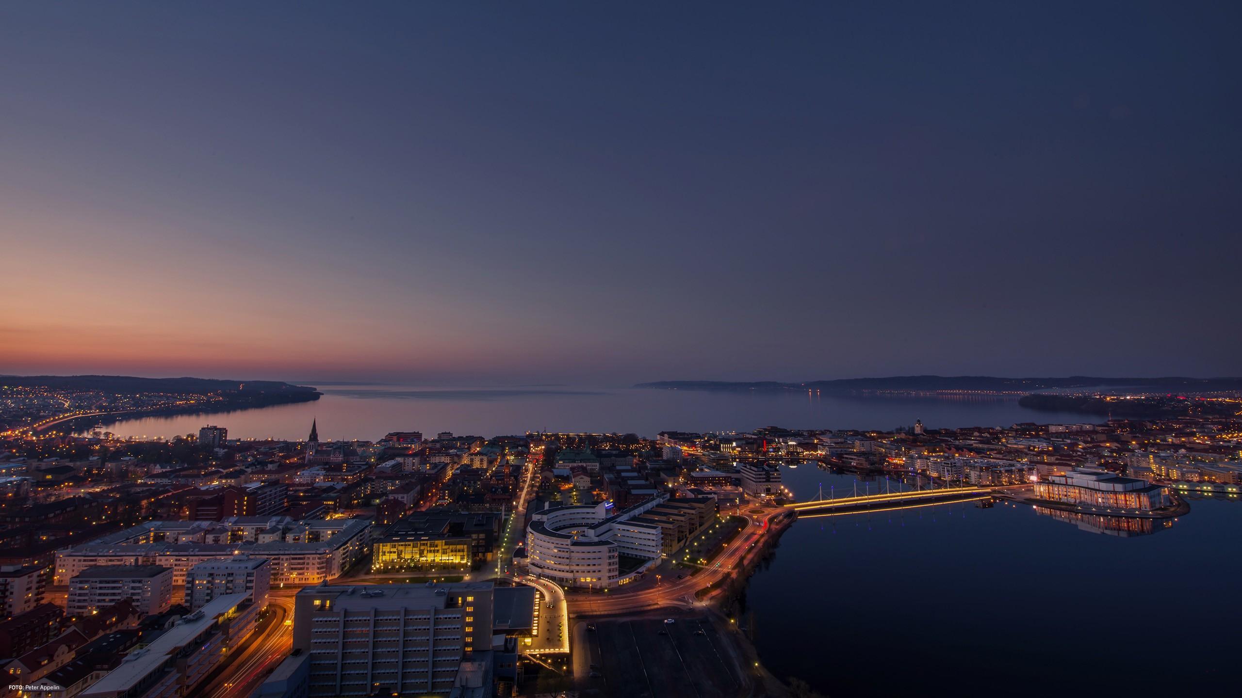 Sveriges största städer - Jönköping