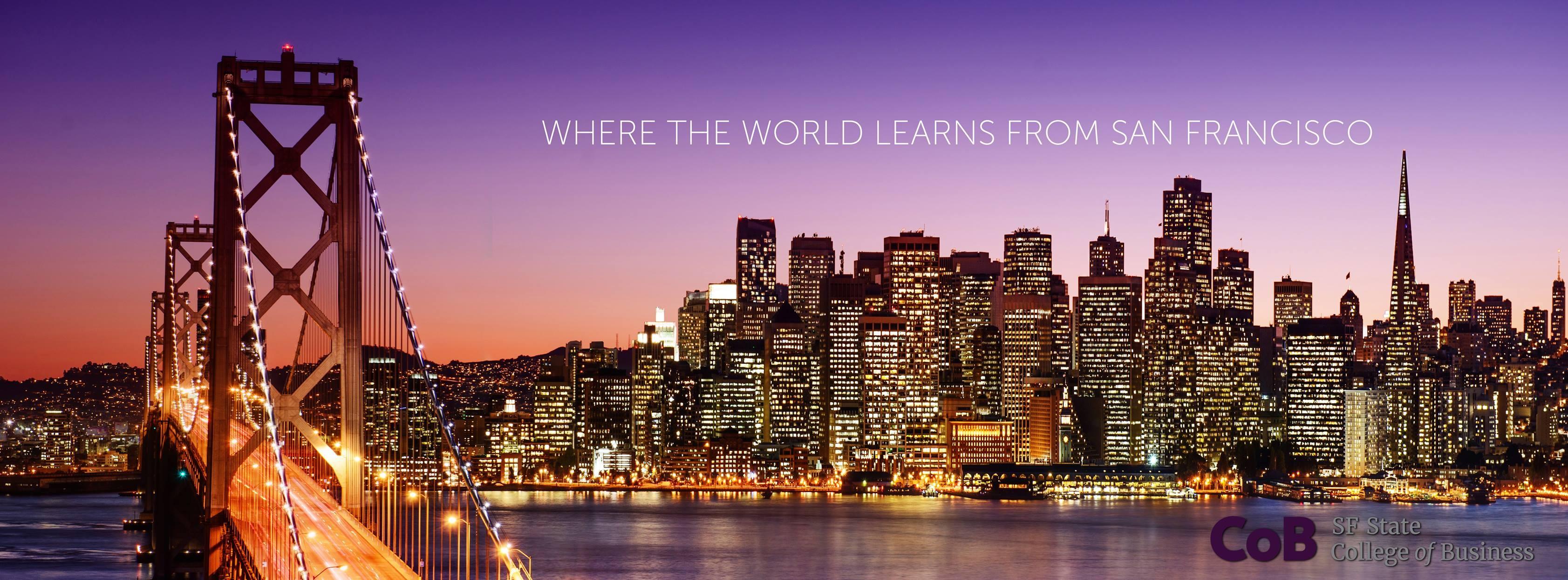San Francisco State University, College of Business | LinkedIn