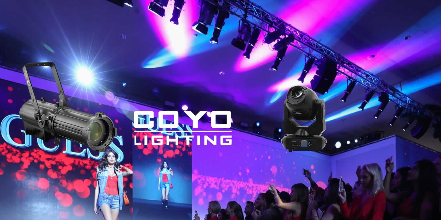 Coyo Lighting Led Studio Lights Stage