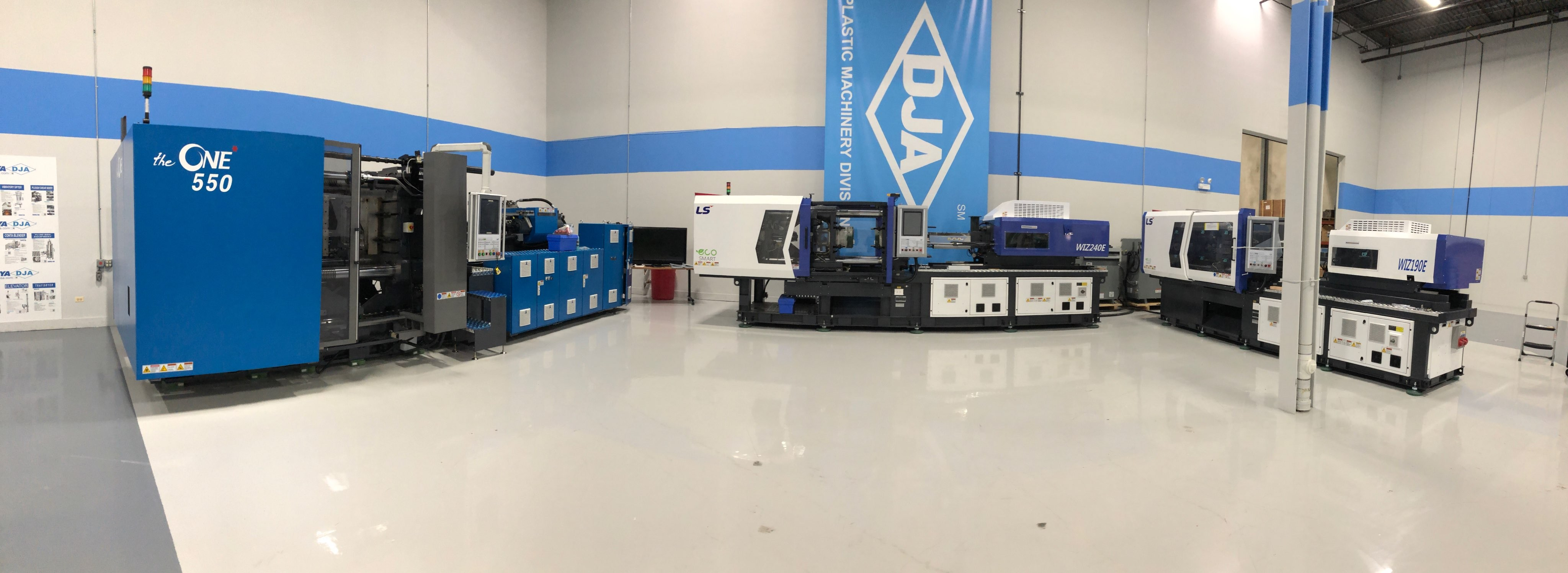 DJA - Plastic Machinery Division | LinkedIn