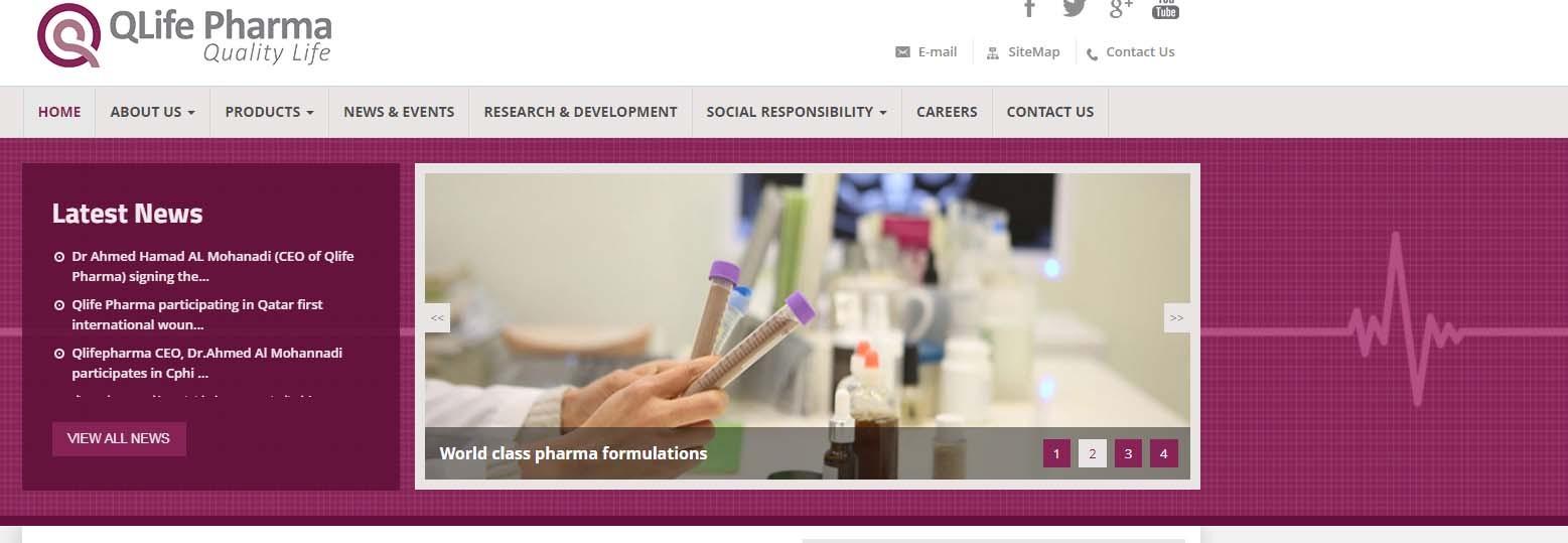 QLife Pharma   LinkedIn