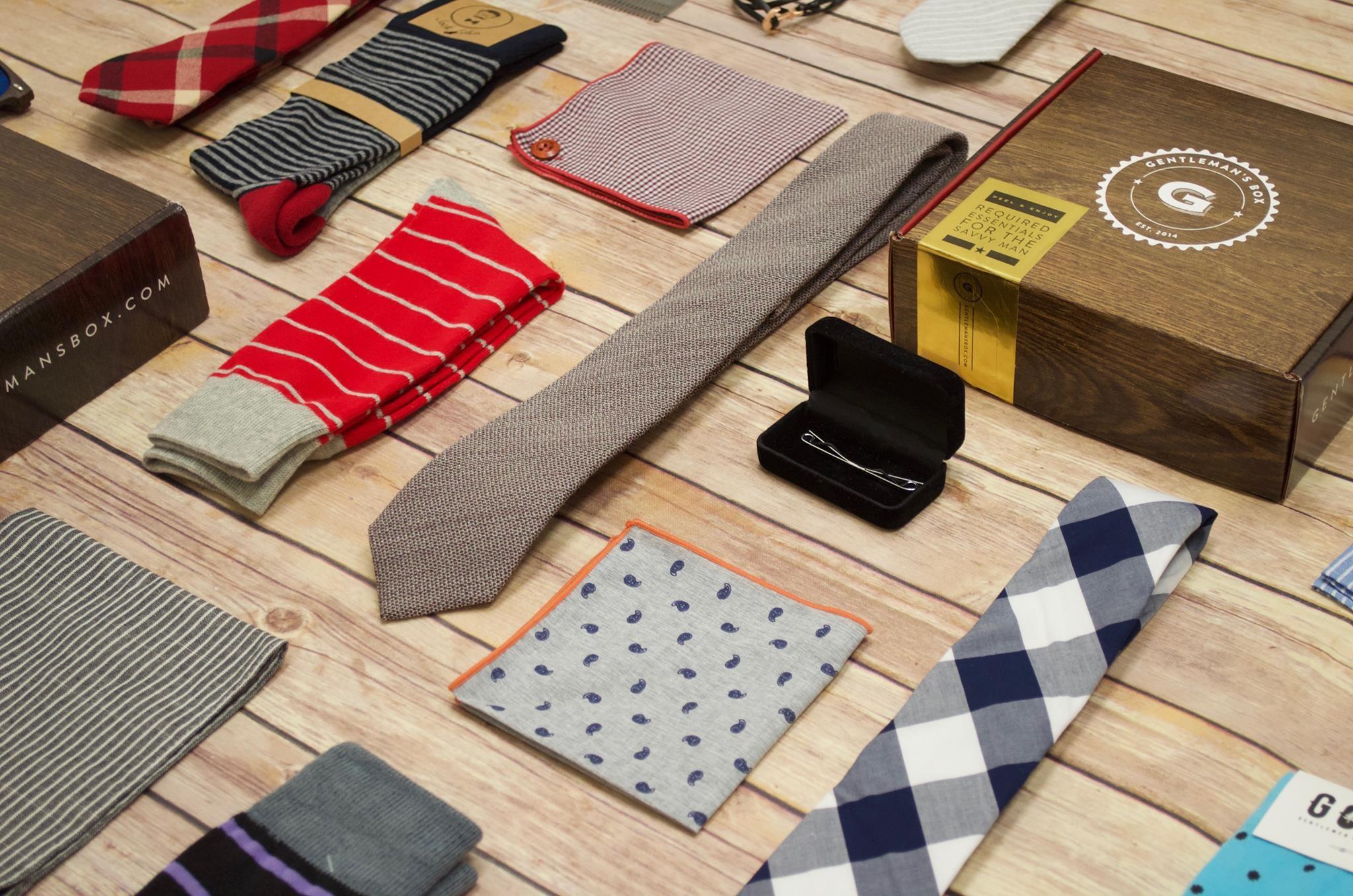 gentleman's box best men's clothing subscription