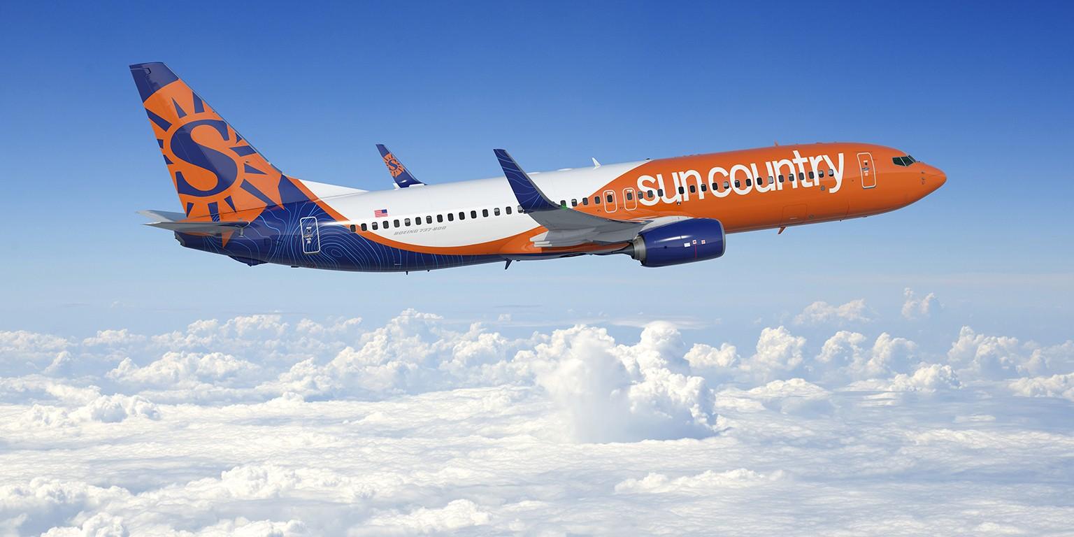 Resultado de imagen para sun country airlines png