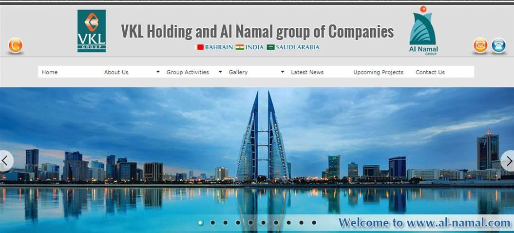 VKL Holdings & Al Namal Group of Companies   LinkedIn