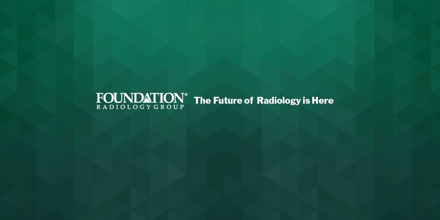 Foundation Radiology Group | LinkedIn