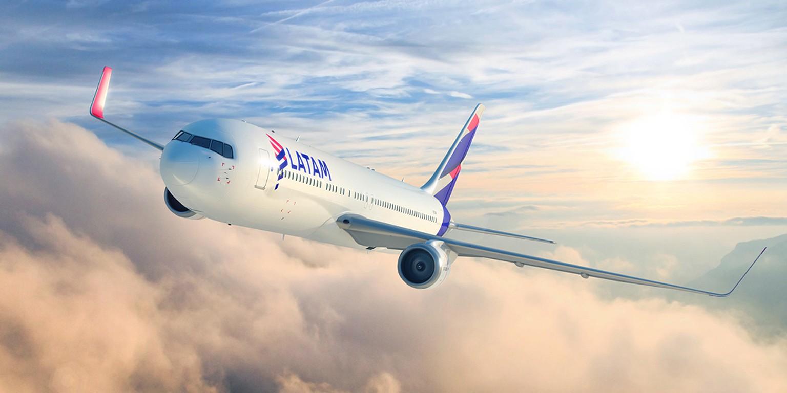 Image result for Boeing 767 Latam Argentina