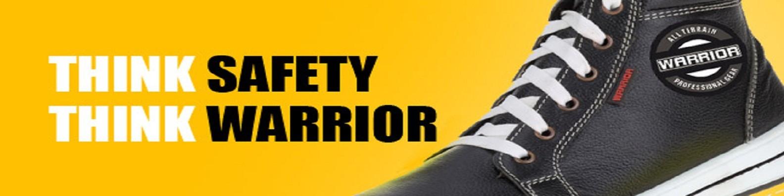 Warrior Safety Shoes | LinkedIn