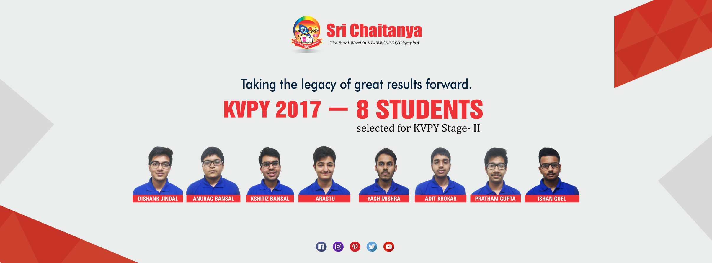 Sri Chaitanya Educational Institution, Chandigarh | LinkedIn