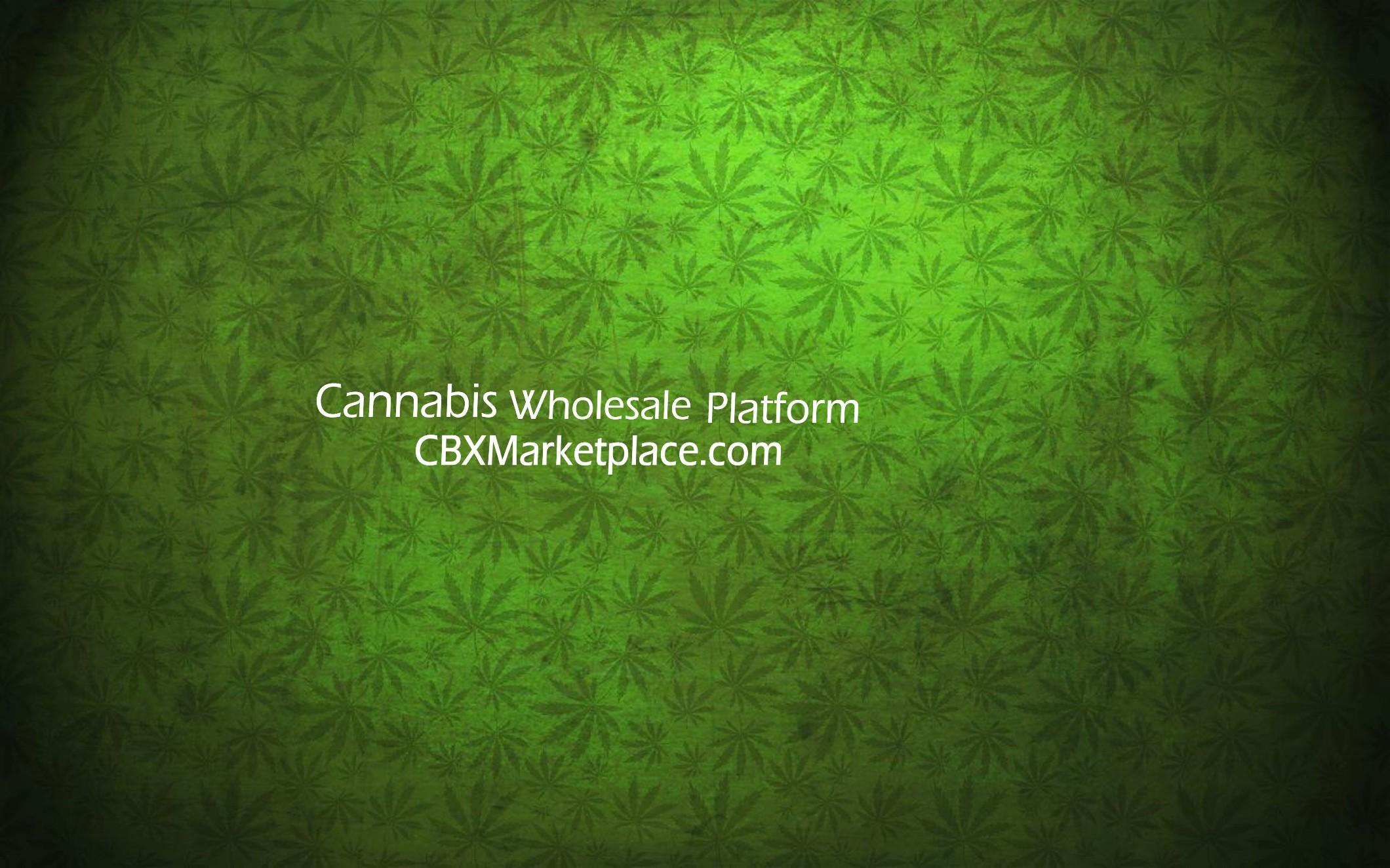 Cannabis Wholesale Platform | B2B For Growers & Retailers