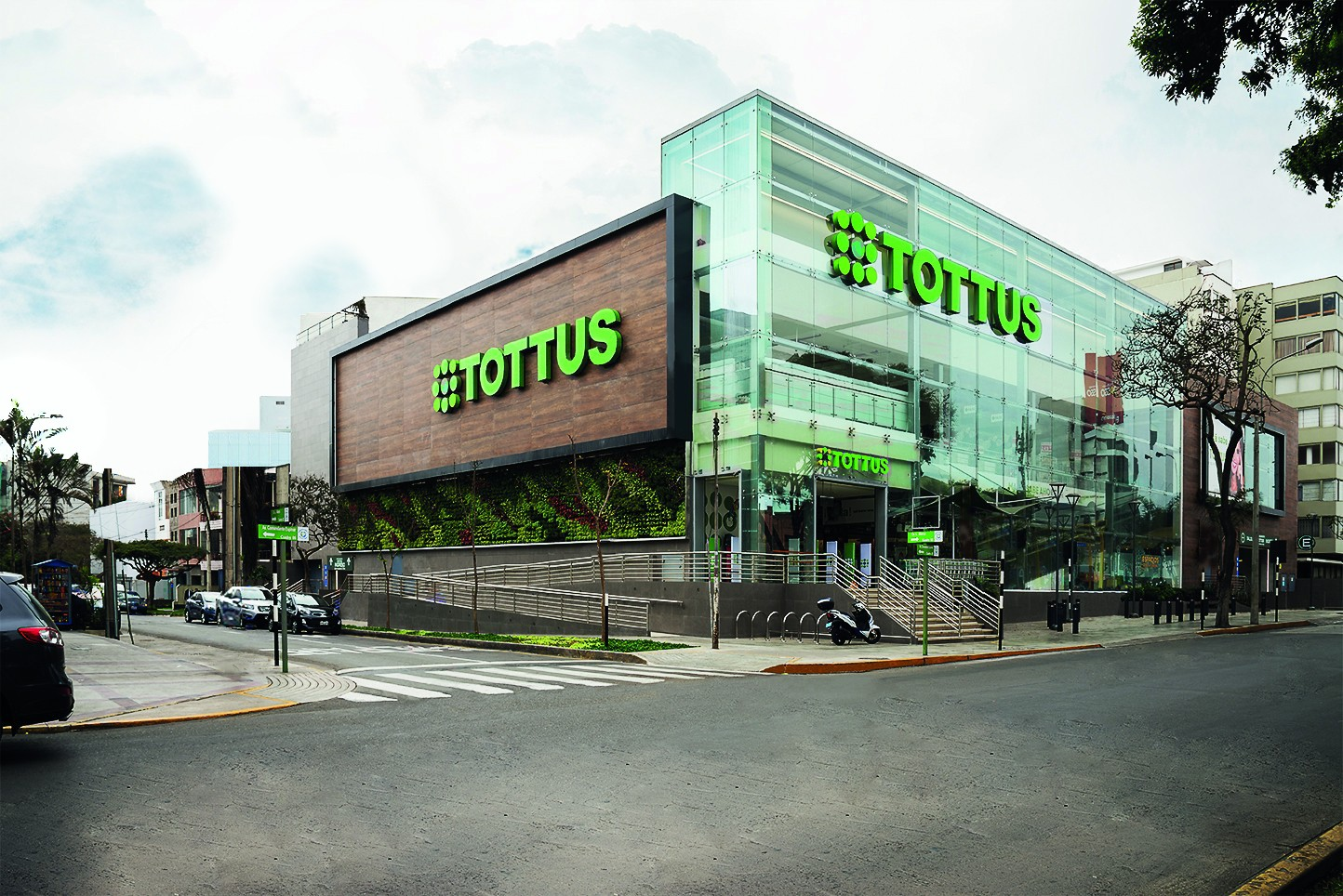 Supermercados Tottus. | LinkedIn