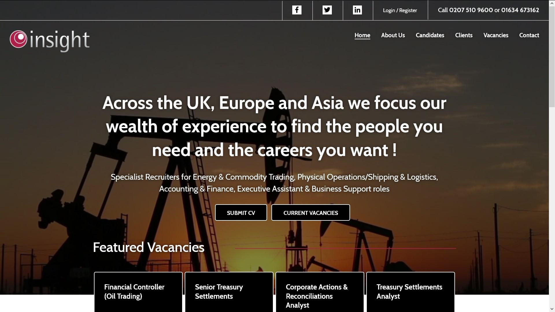 Insight Recruitment | LinkedIn