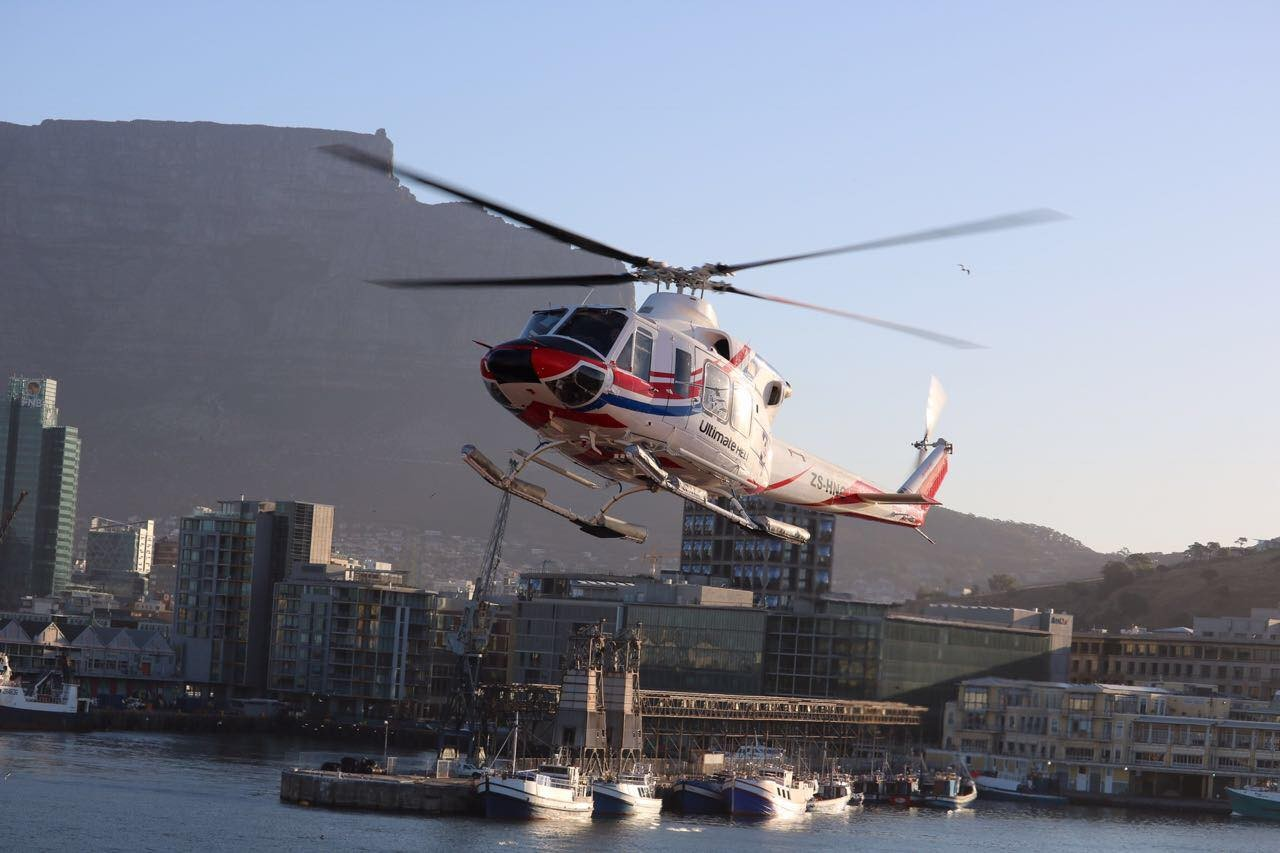 Ultimate HELI (Pty) Ltd | LinkedIn