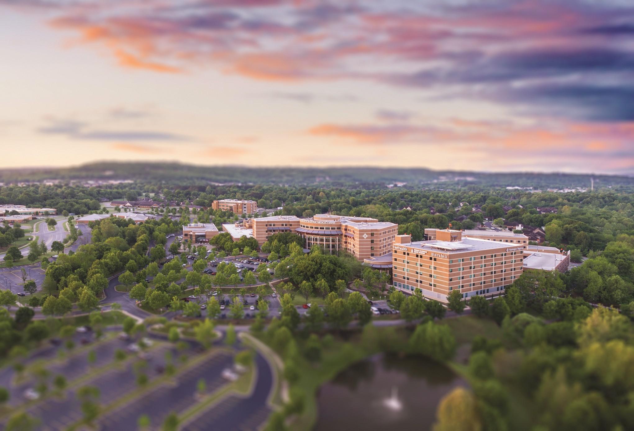 Washington Regional Medical Center   LinkedIn