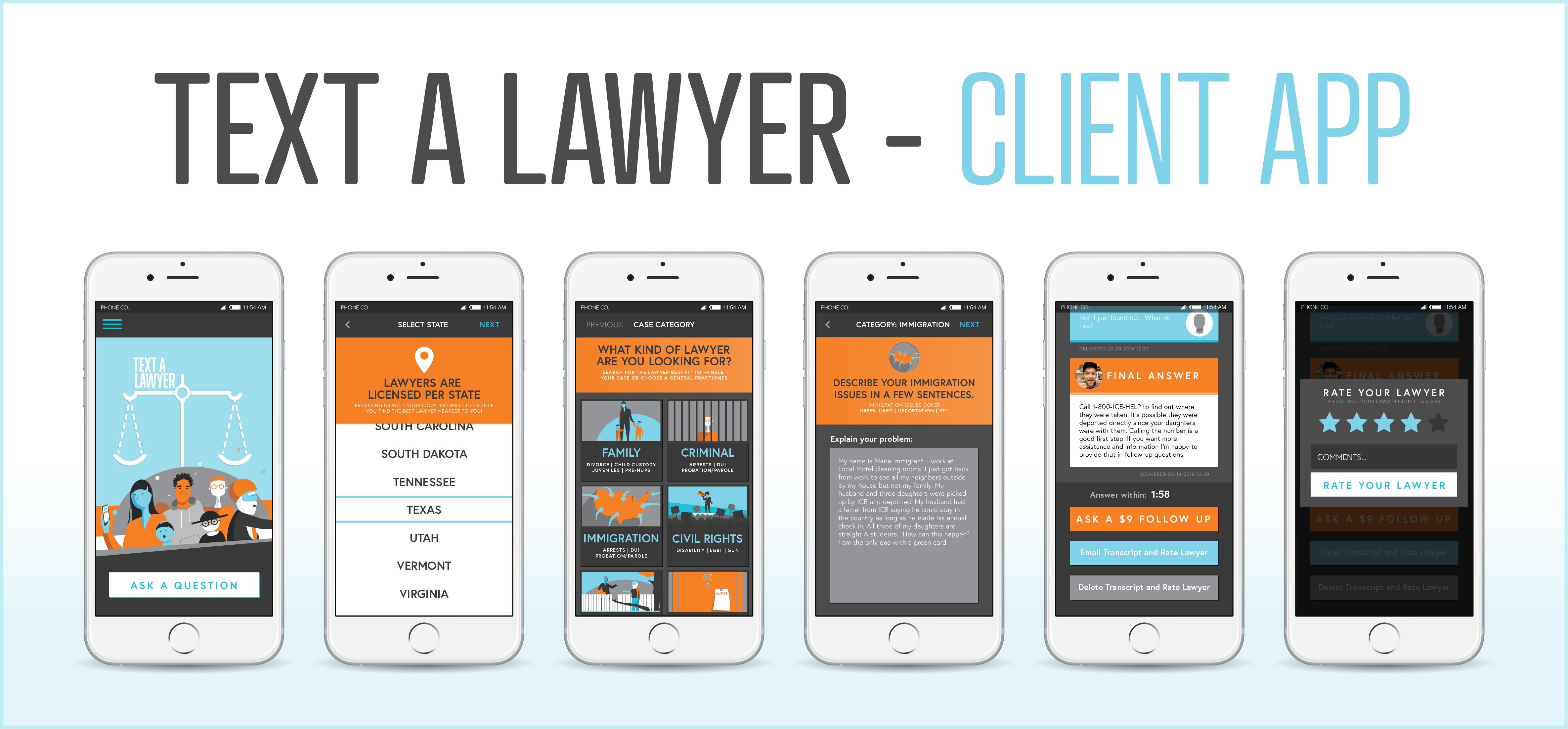 Text a Lawyer, Inc    LinkedIn