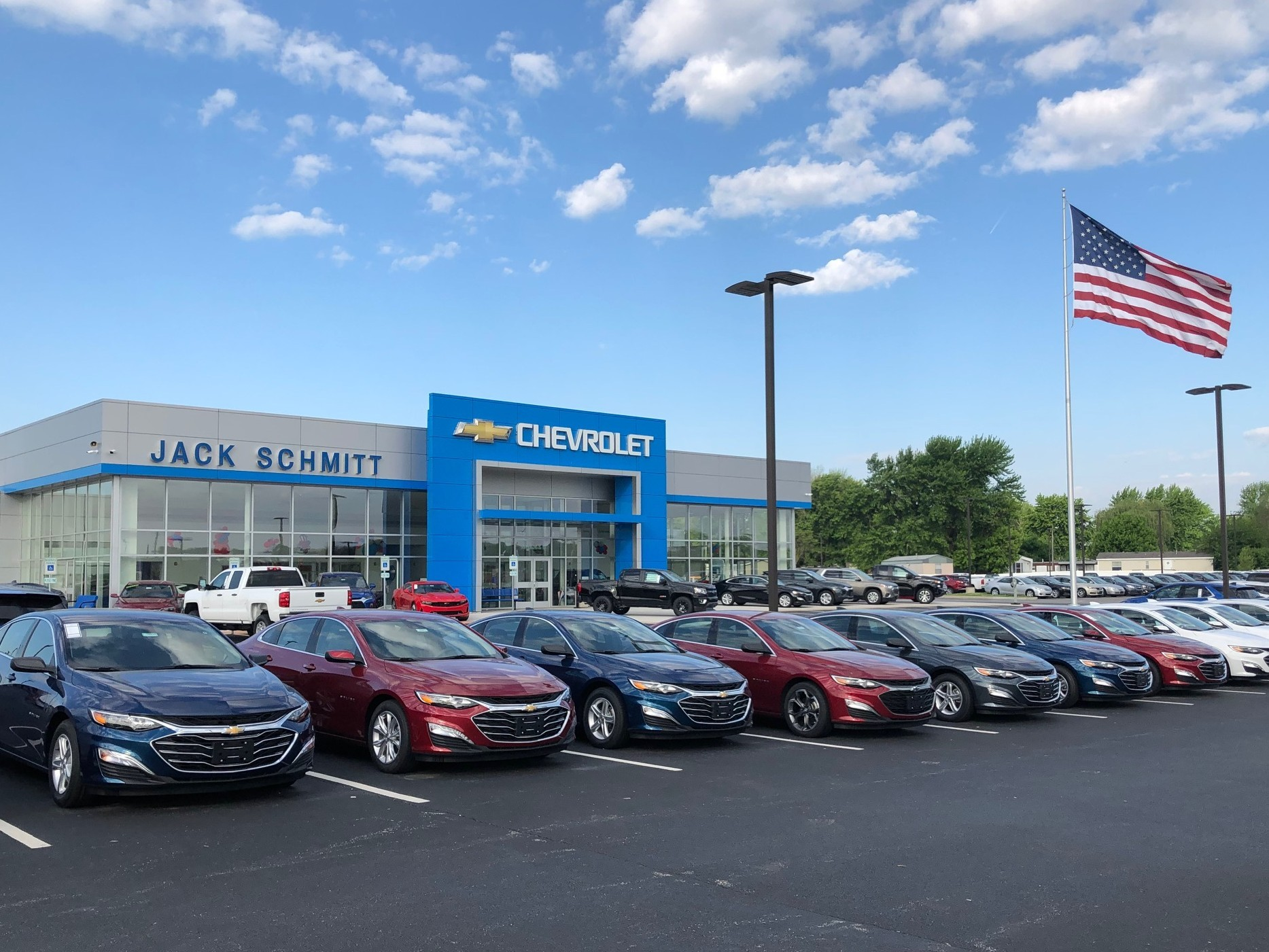 Jack Schmitt Chevrolet >> Jack Schmitt Chevrolet Of Wood River Linkedin