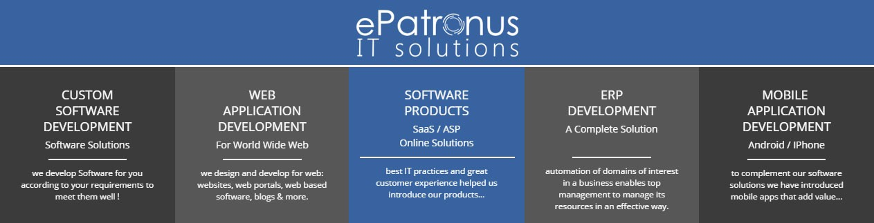 ePatronus IT Solutions | LinkedIn