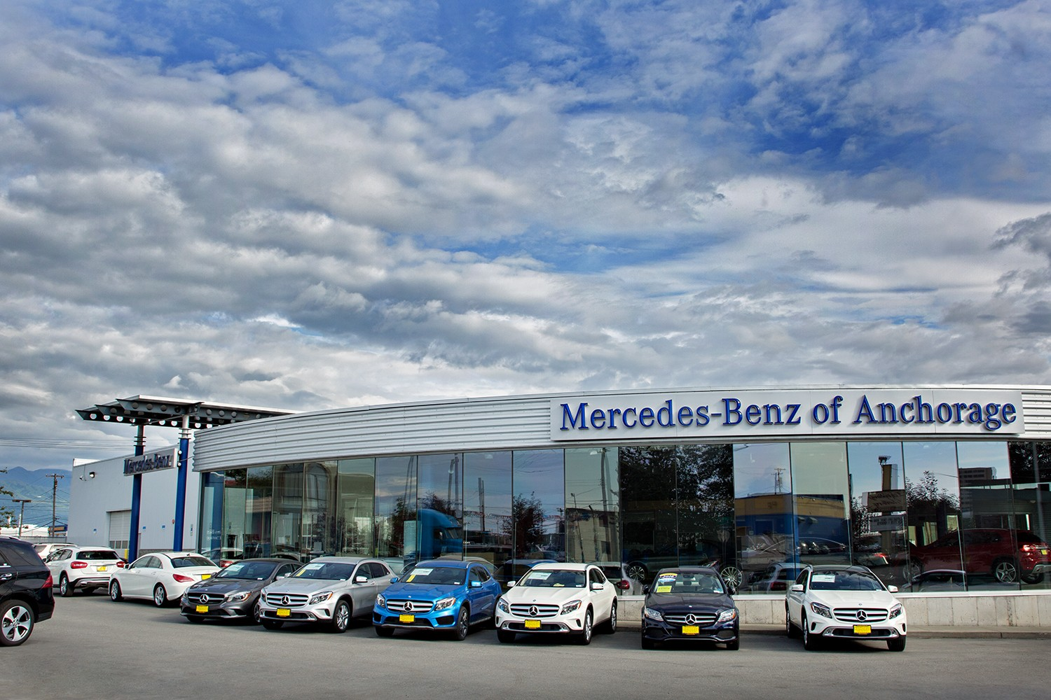 Cal Worthington Ford Anchorage >> Mercedes Benz Of Anchorage Linkedin