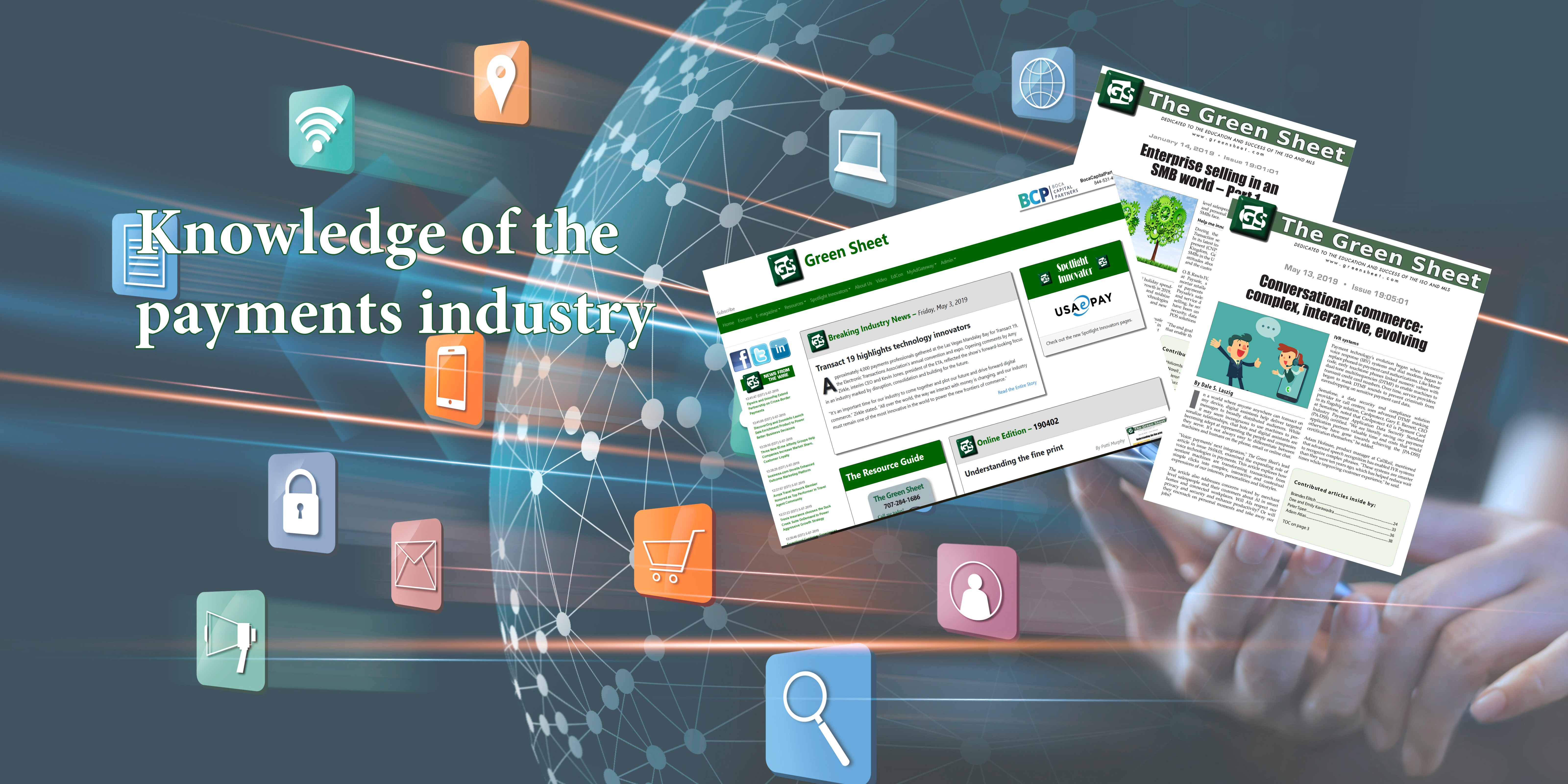 The Green Sheet | LinkedIn