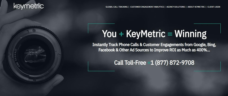 KeyMetric - International Call Tracking & Analytics for Business