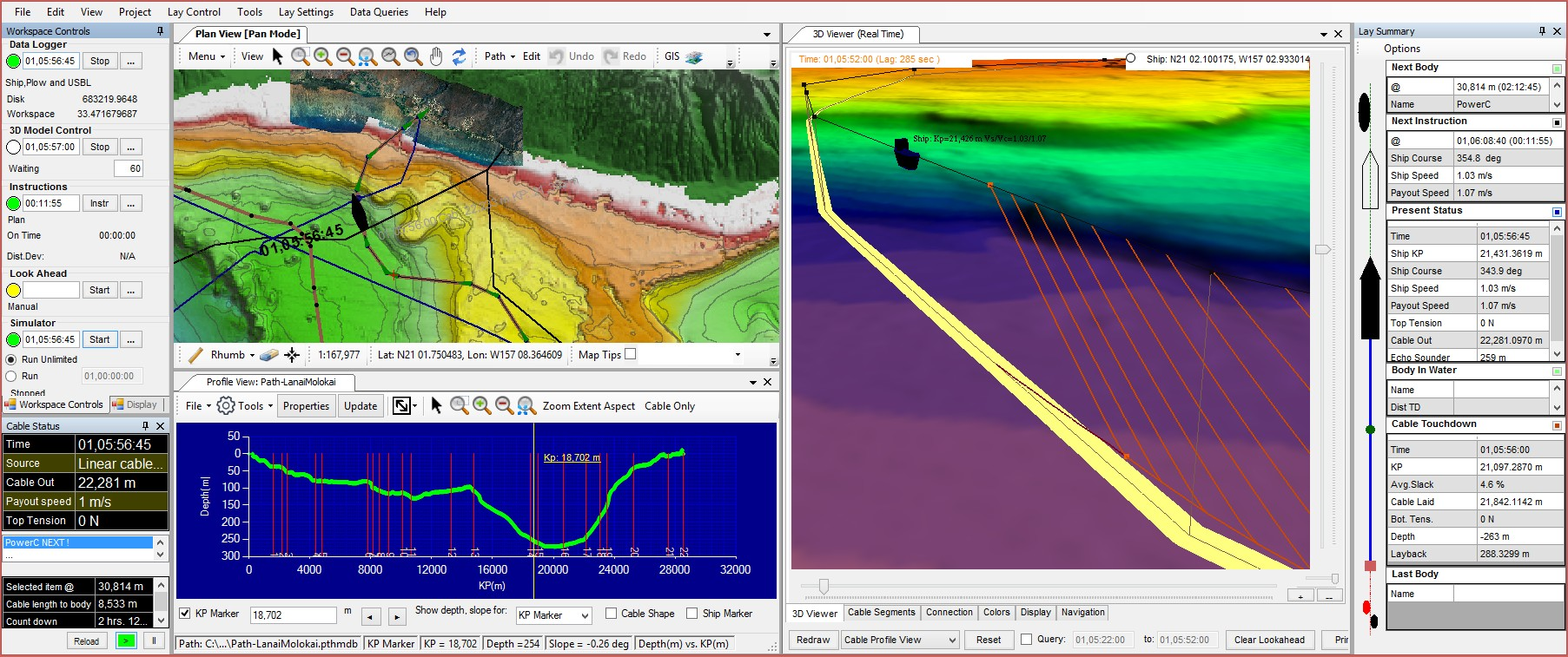 Makai Submarine Cable Software | LinkedIn