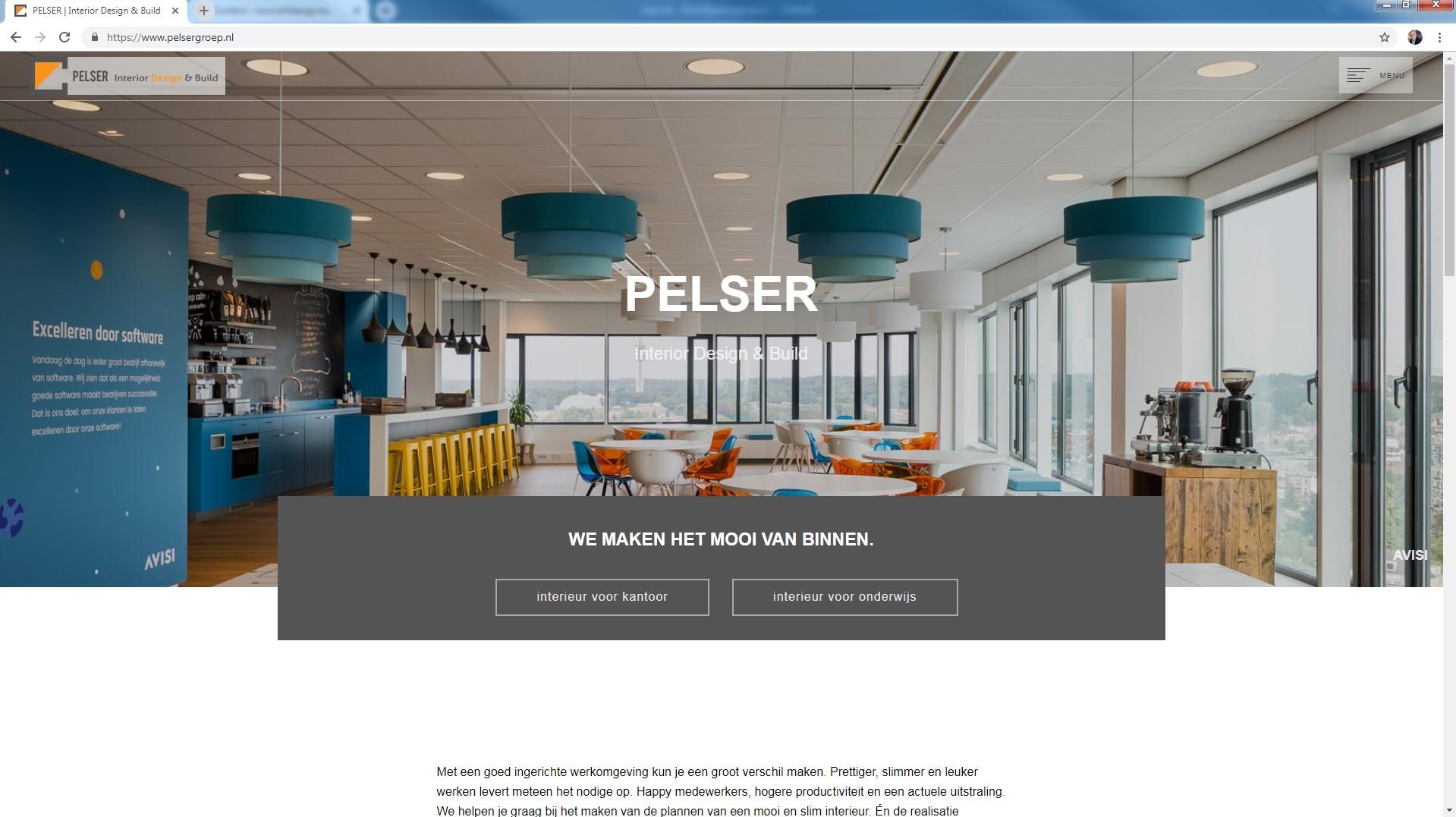 De Groot Interieur Realisatie.Pelser Interior Design Build Linkedin