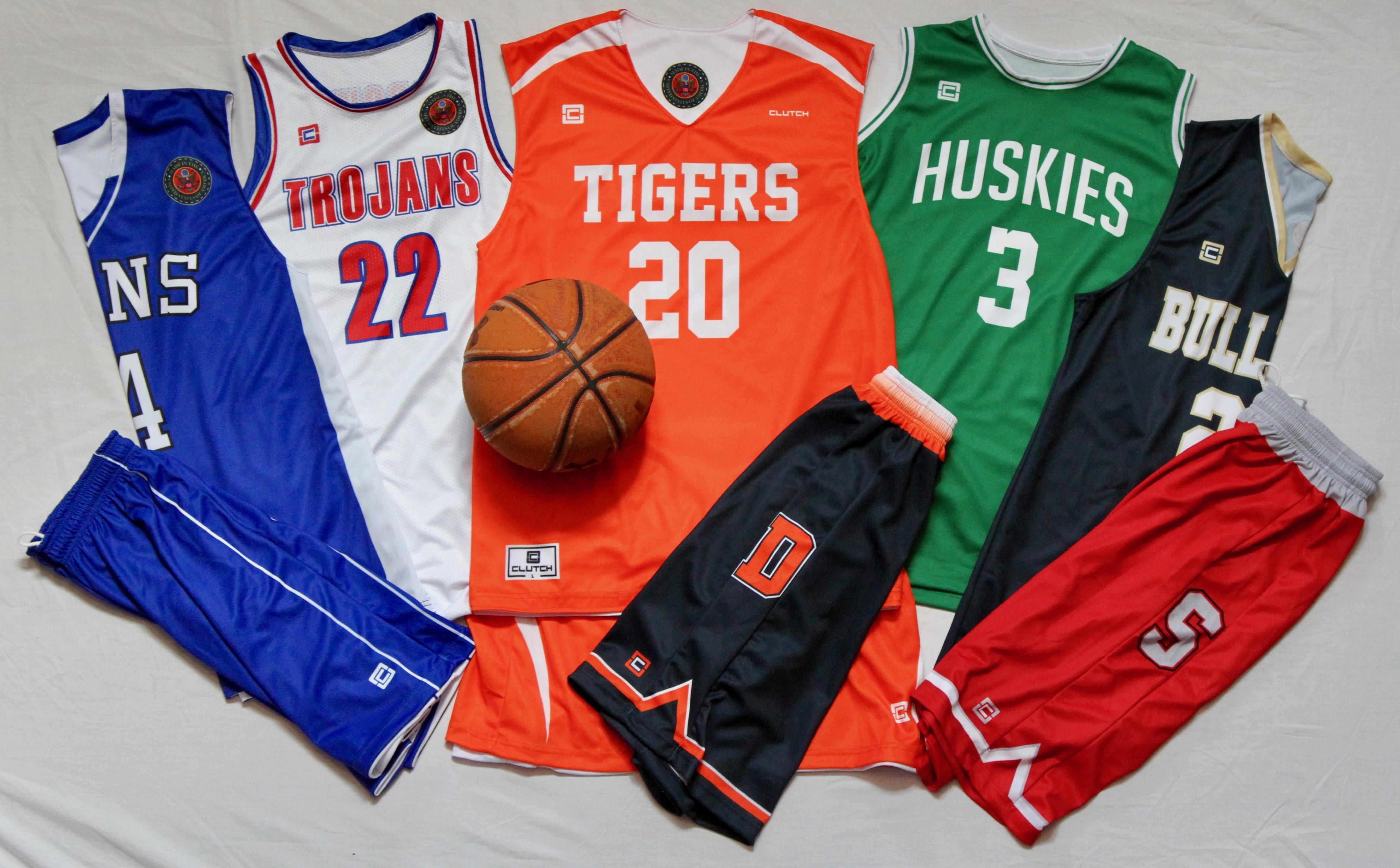 Clutch (Athletic Apparel, Team Uniforms & Custom Apparel