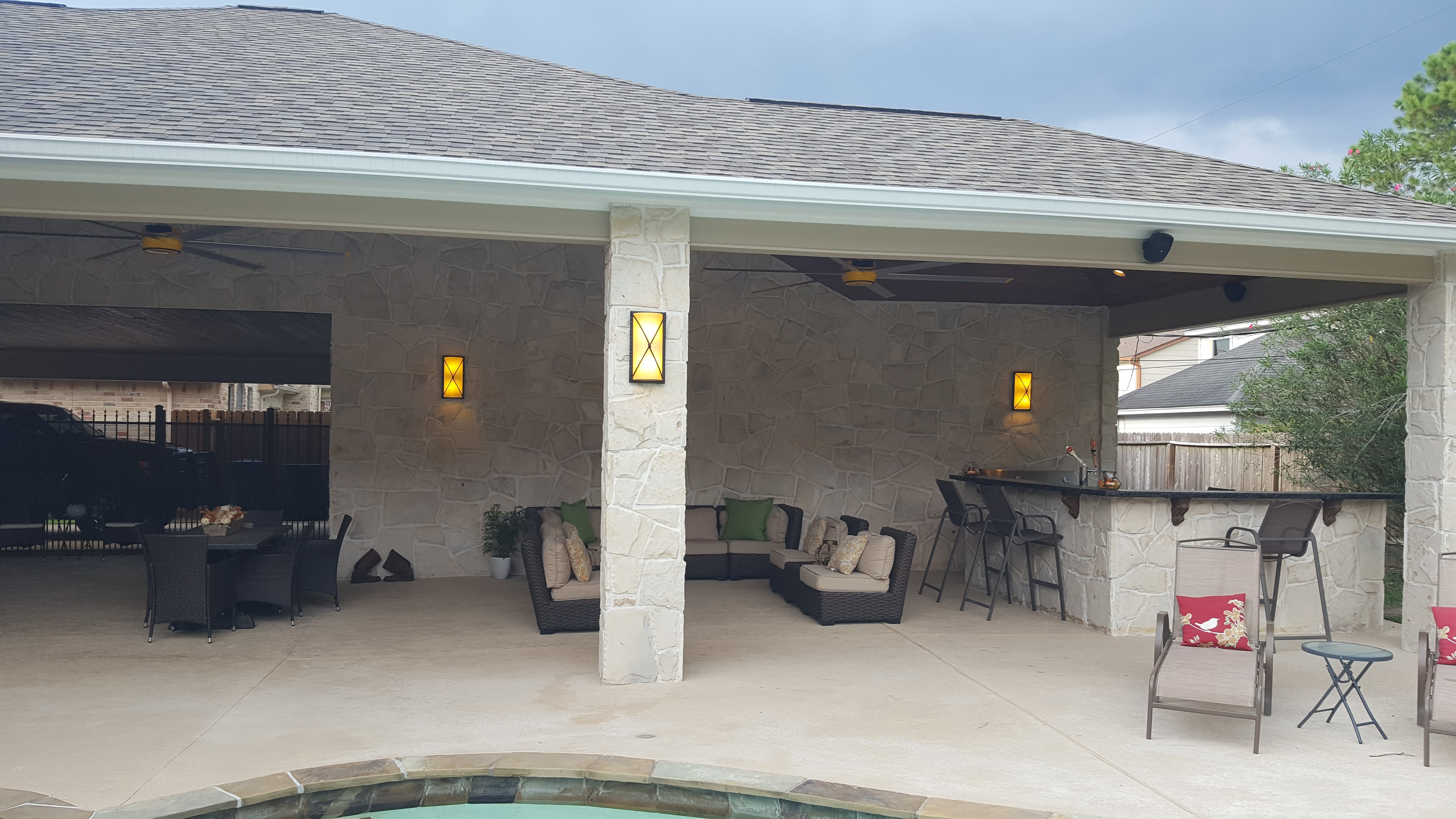Lone Star Patio Builders Cover Image