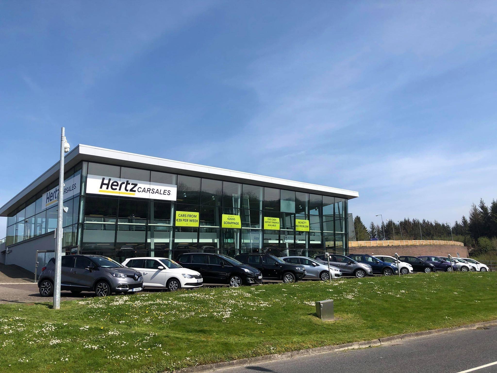 Hertz Auto Sales >> Hertz Car Sales Ireland Linkedin
