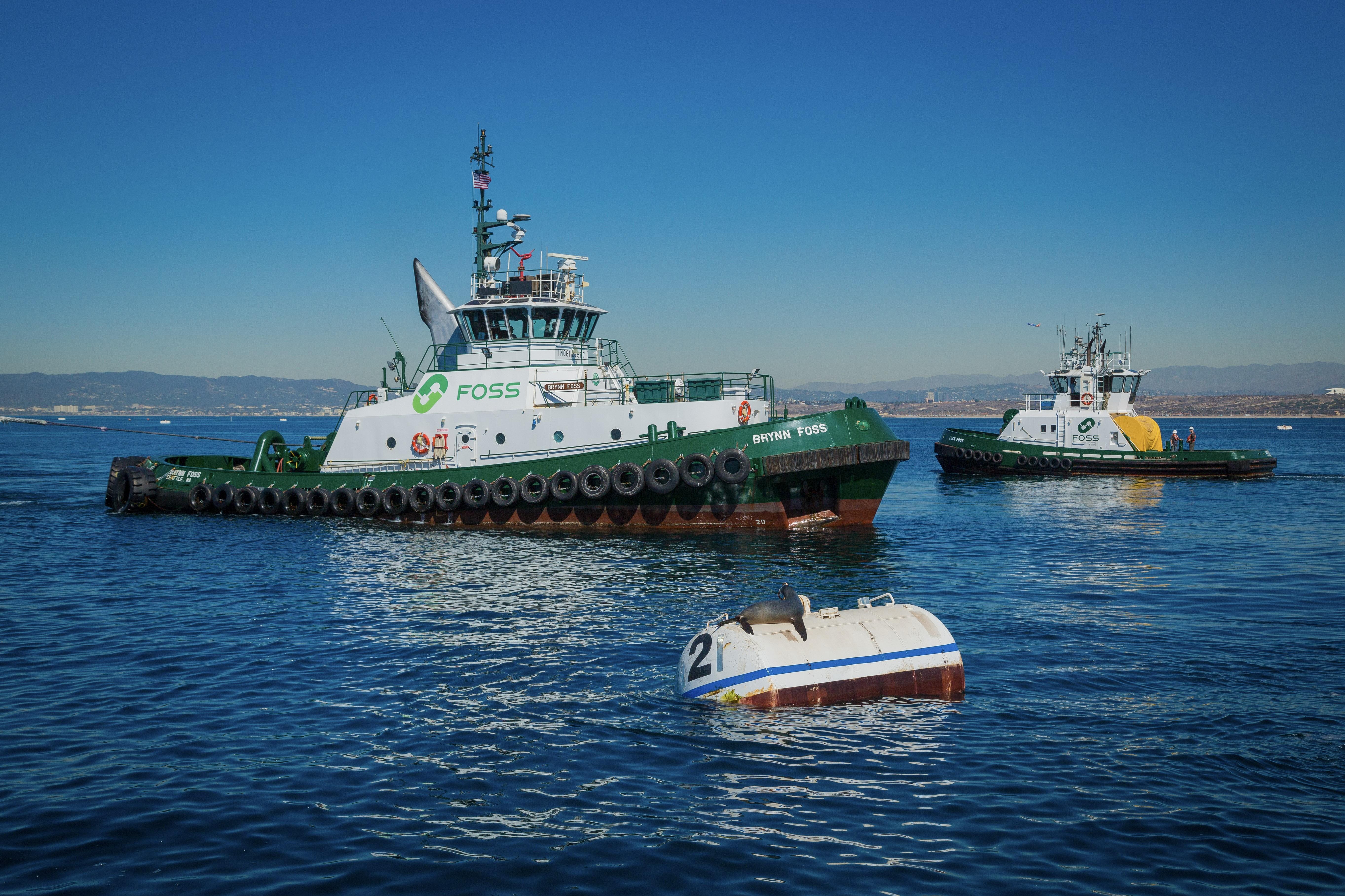 Foss Maritime Company | LinkedIn