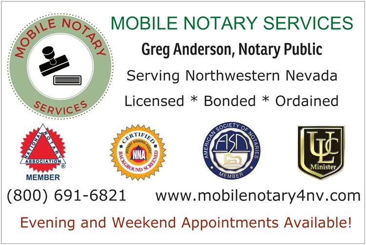 Mobile Notary Services | LinkedIn