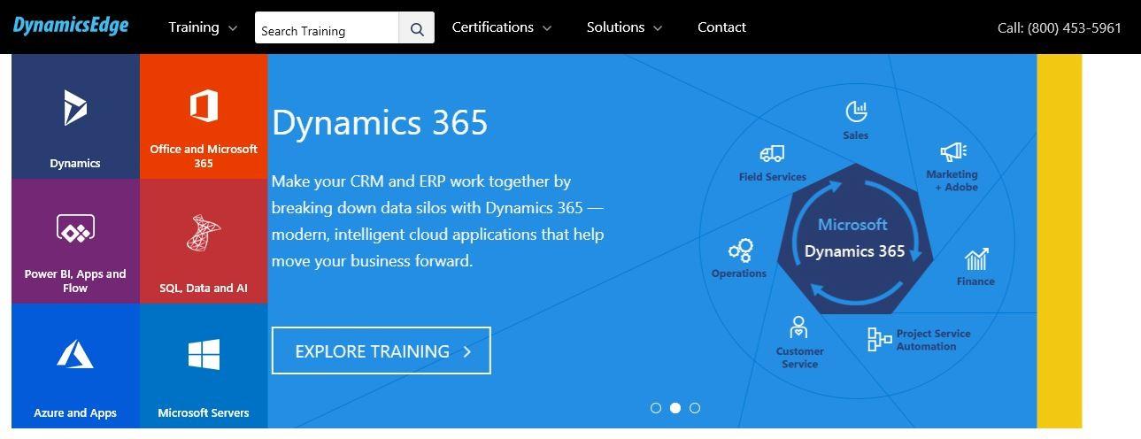 Dynamics Edge | LinkedIn