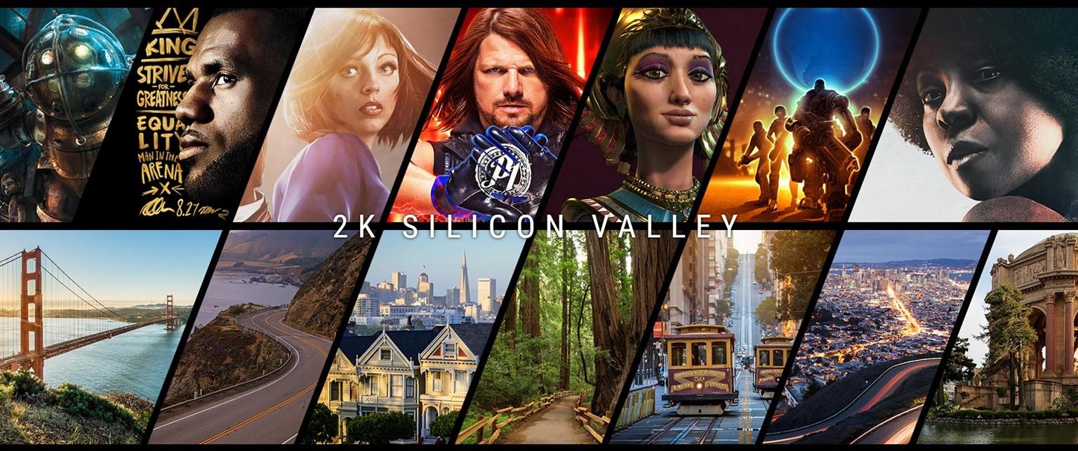 2K Silicon Valley | LinkedIn