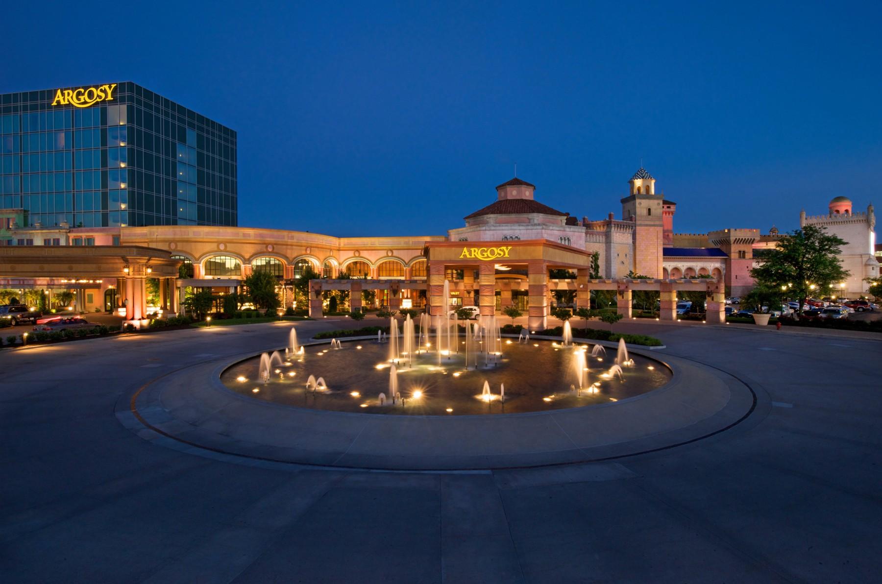 Argosy Casino Hotel Spa Riverside Linkedin