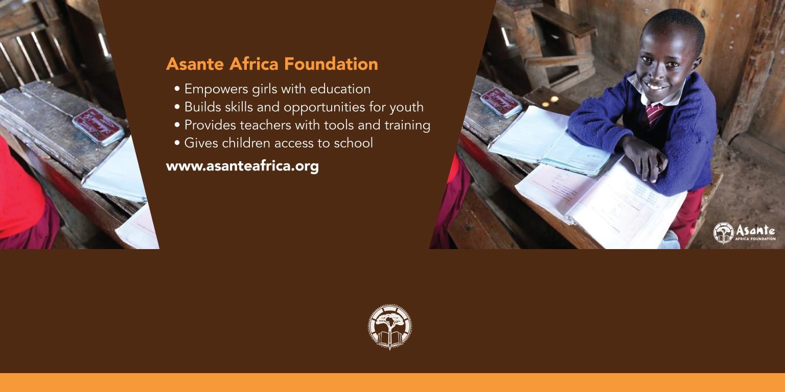 Asante Africa Foundation | LinkedIn