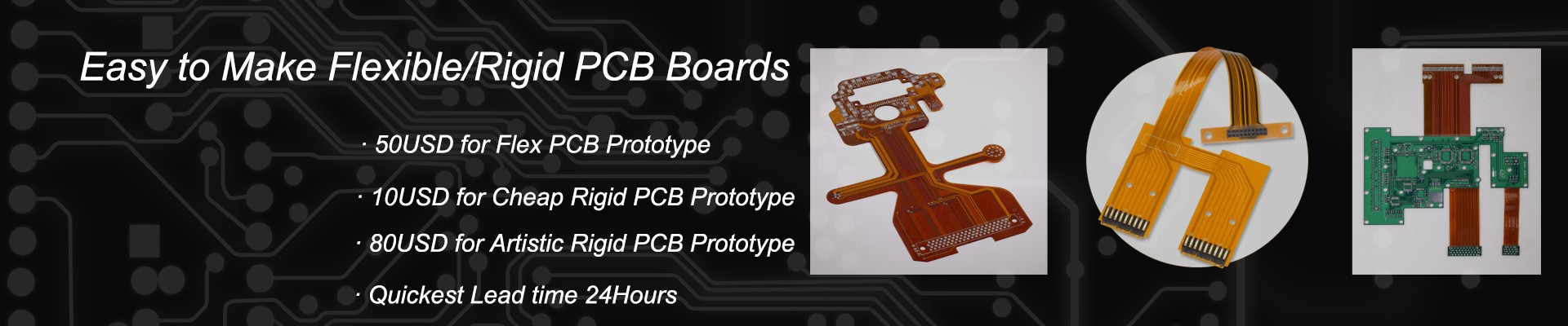 low cost Flex/Rigid PCB Prototype and Small Production | LinkedIn