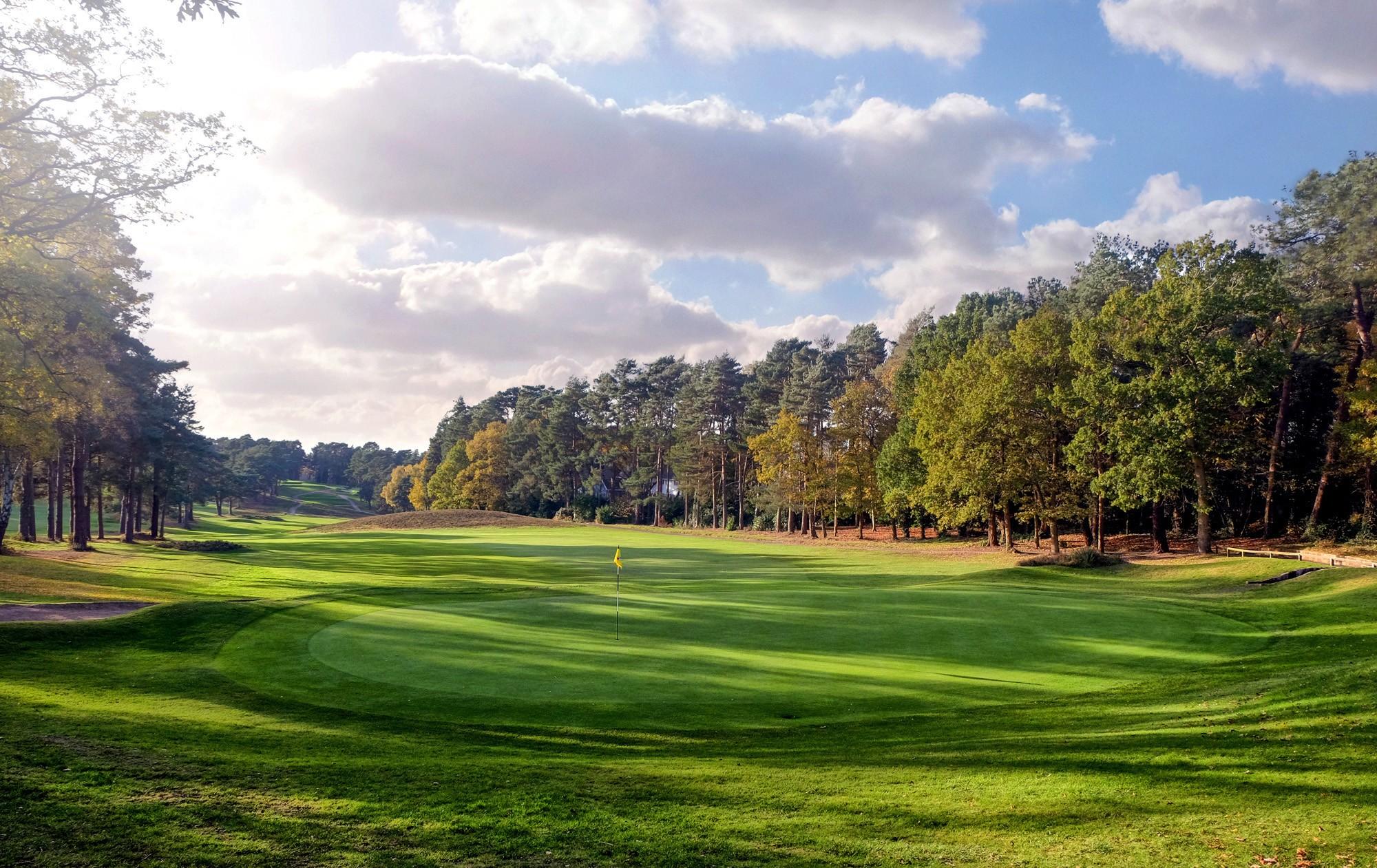 Camberley Heath Golf Club   LinkedIn
