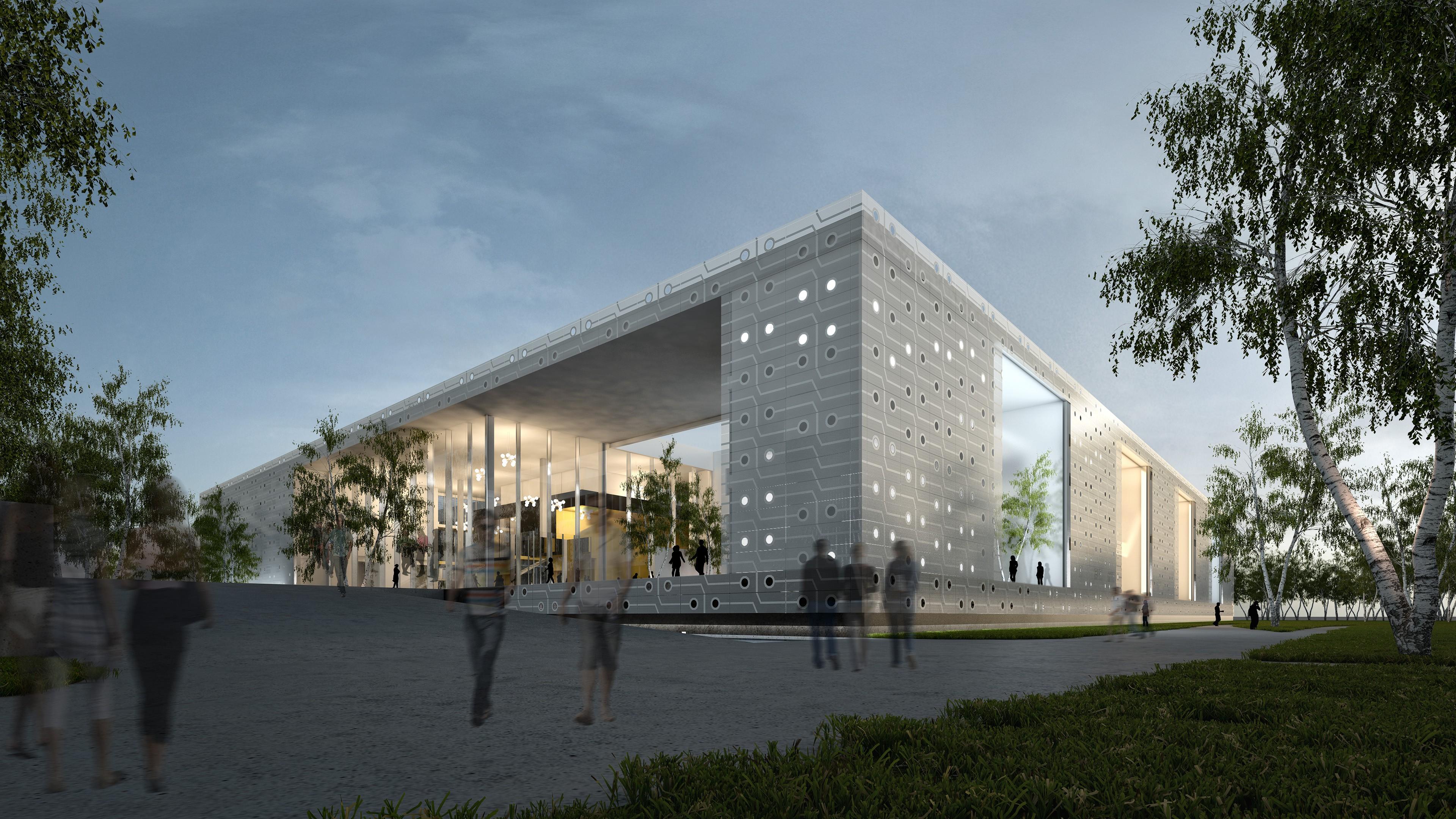 Institut Supérieur De Design Valenciennes serre numérique | linkedin