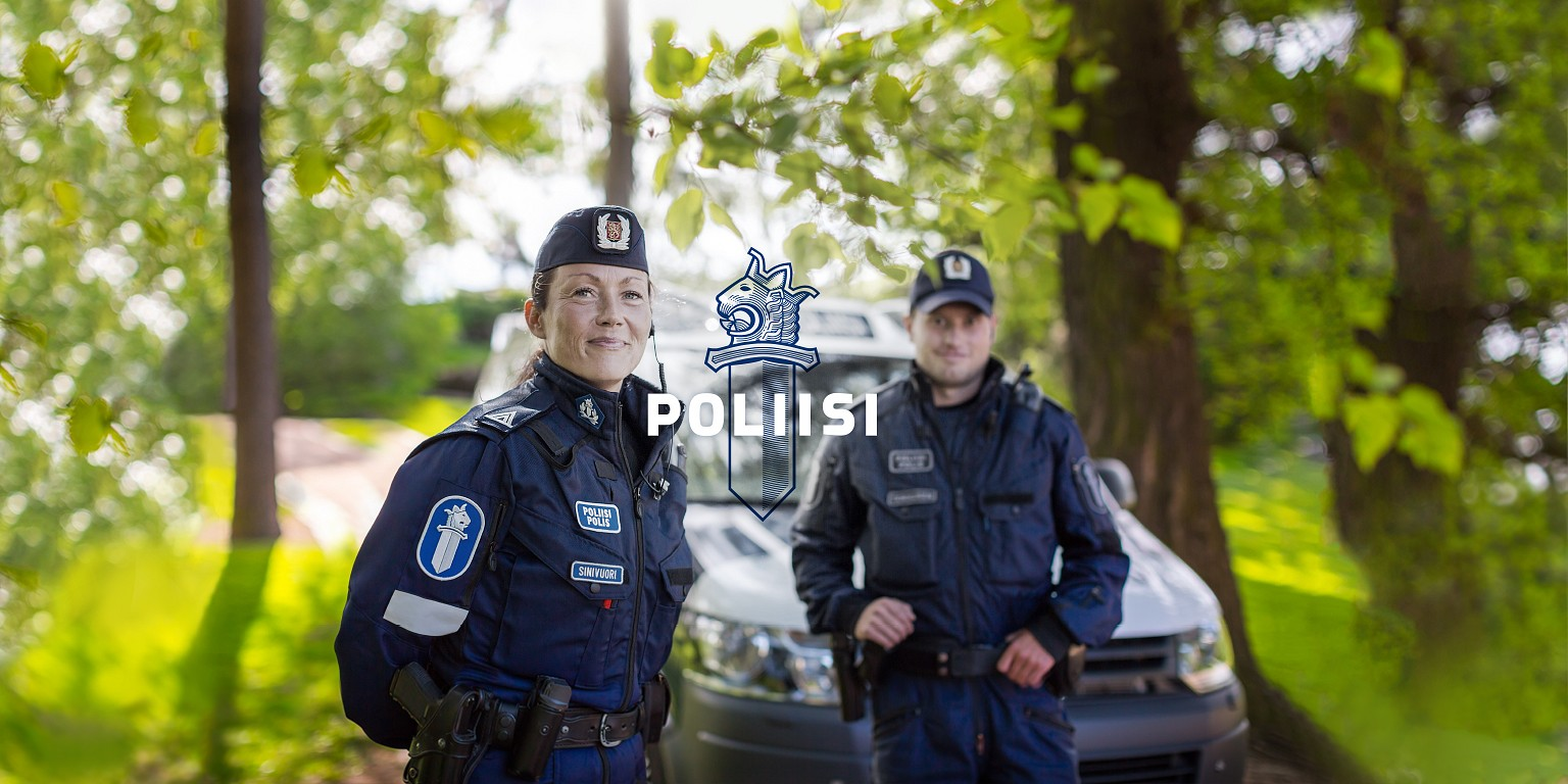 Poliisi dating verkossa