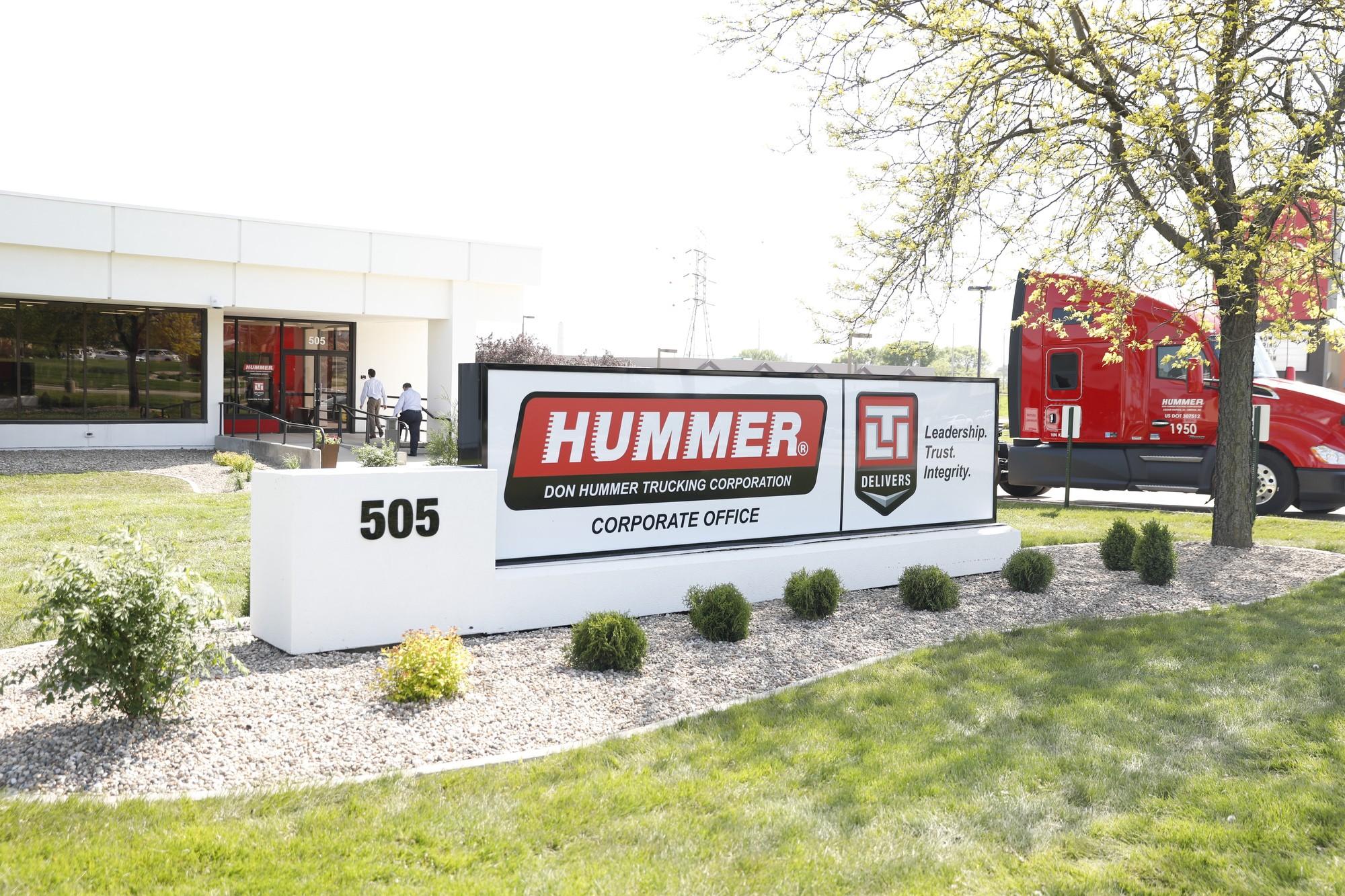 Don Hummer Trucking Corporation   LinkedIn