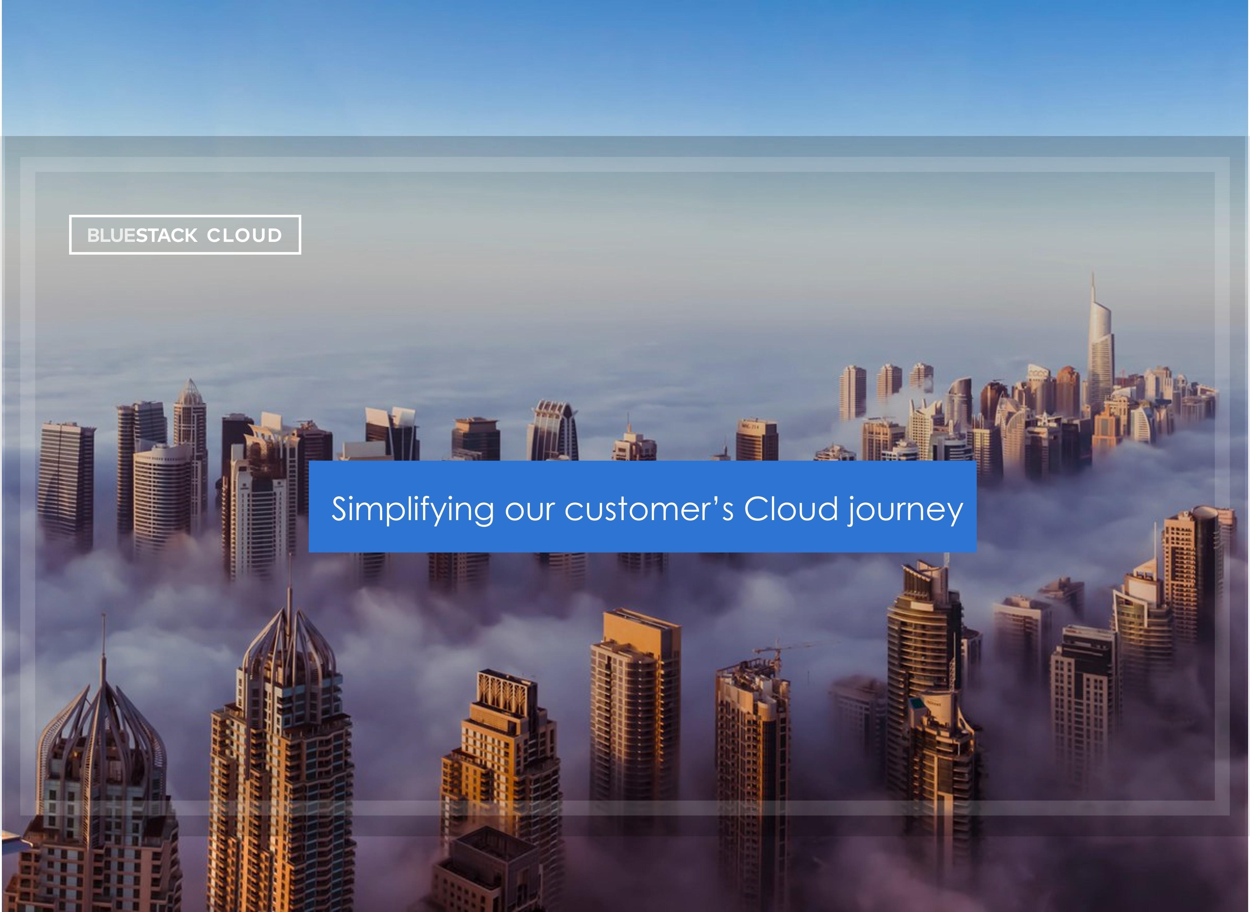 Bluestack Cloud   LinkedIn