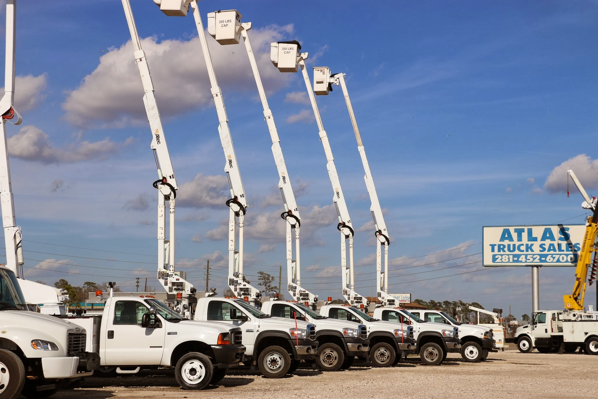 Atlas Truck Sales >> Atlas Truck Sales Inc Linkedin