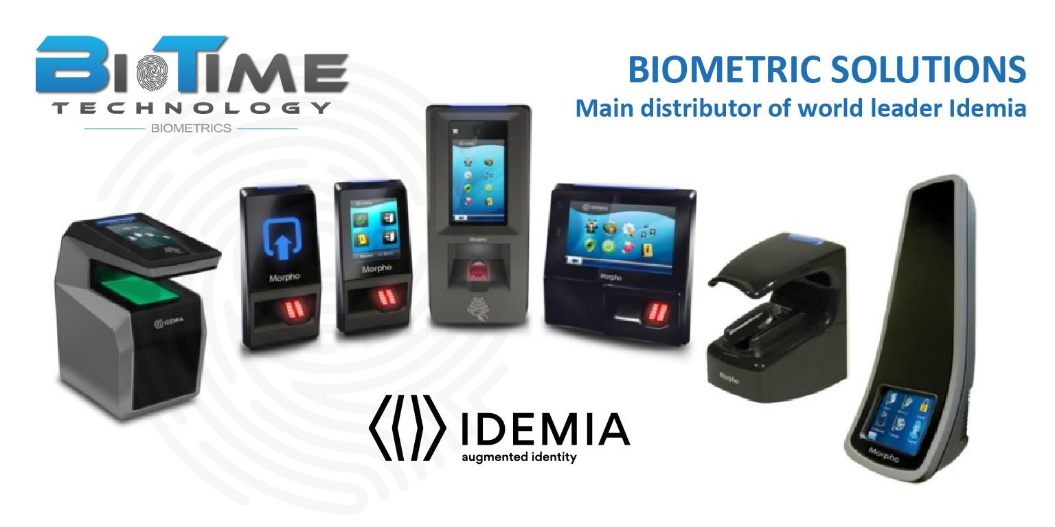 Biotime Biometrics | LinkedIn