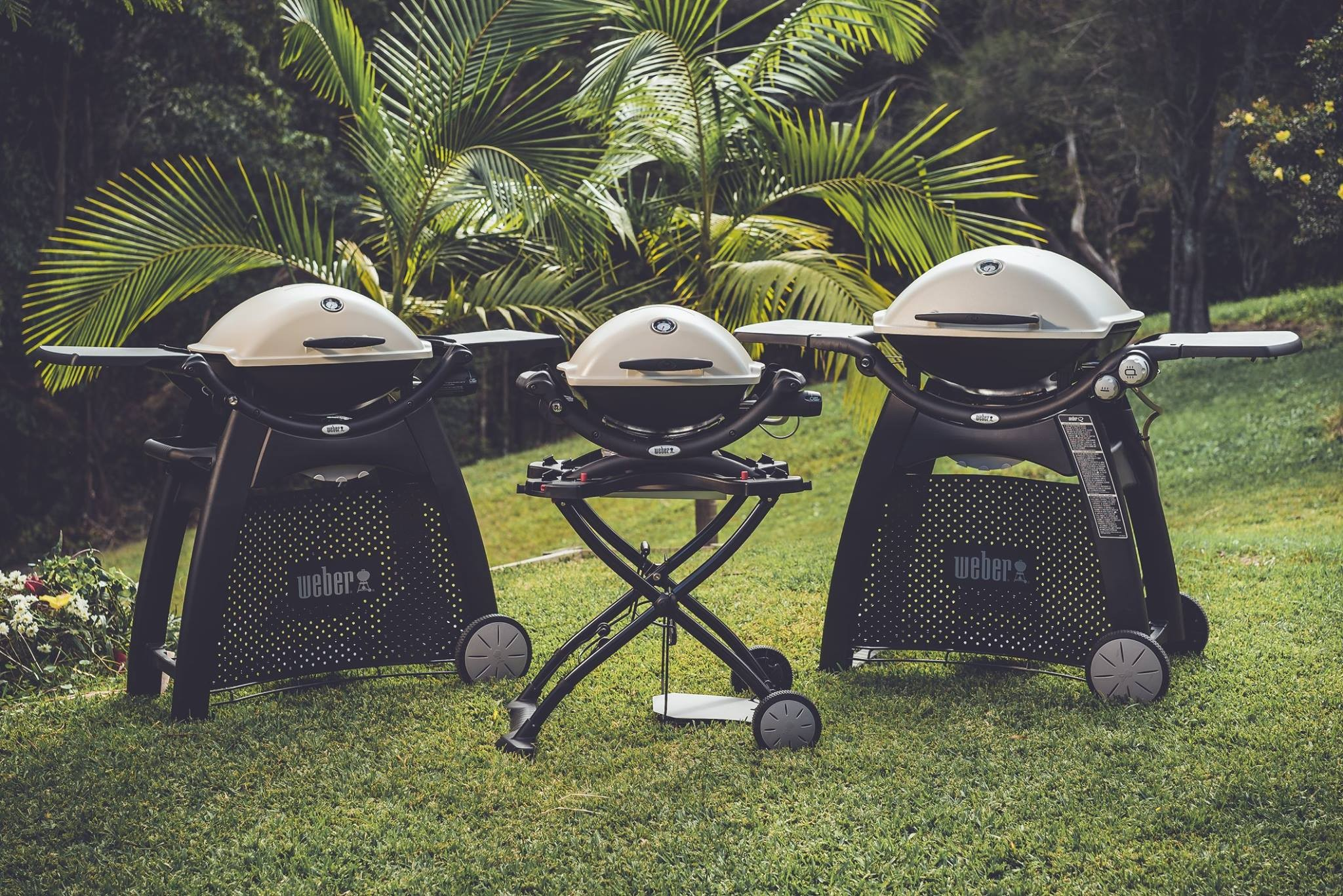 Weber Barbecues Australia New Zealand Cover Image