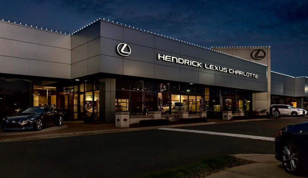 Hendrick Lexus Charlotte >> Hendrick Lexus Charlotte Linkedin