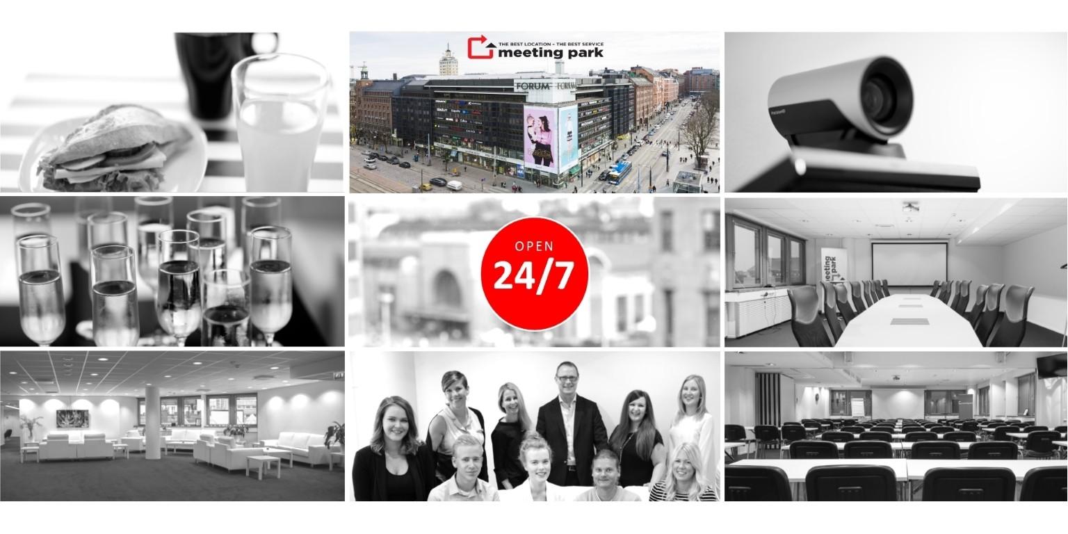 Business Meeting Park Ltd  | LinkedIn