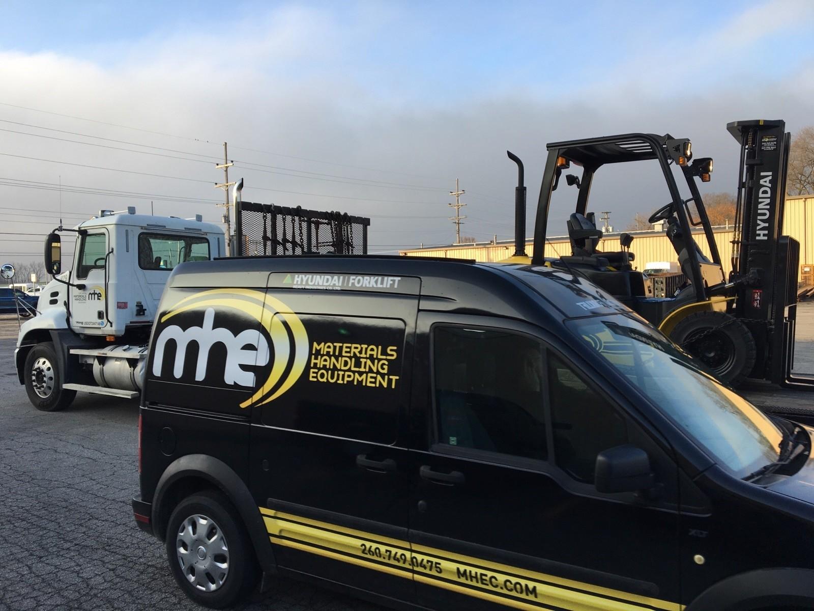 MHE - Materials Handling Equipment | LinkedIn