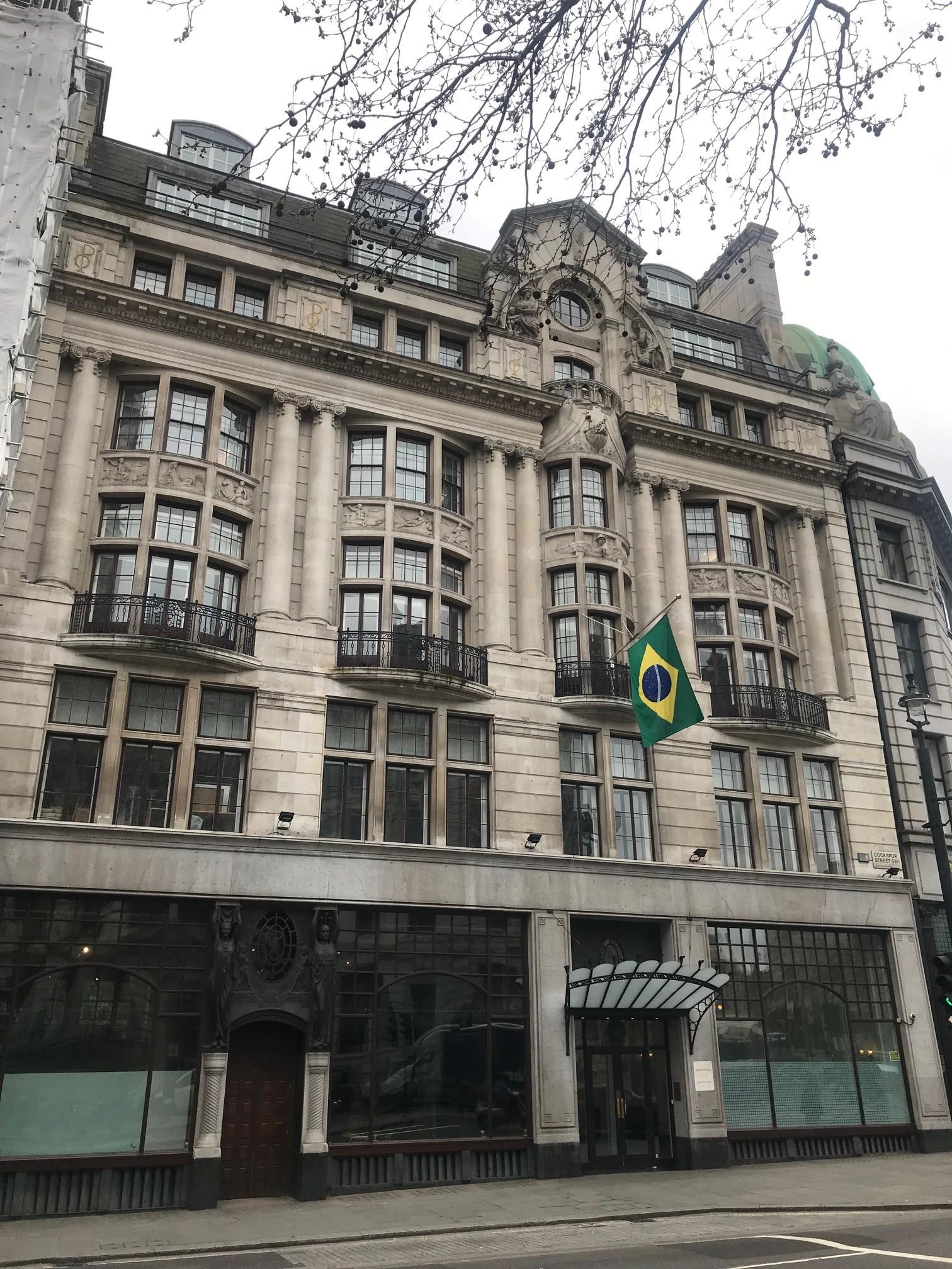 Embassy of Brazil in London   LinkedIn