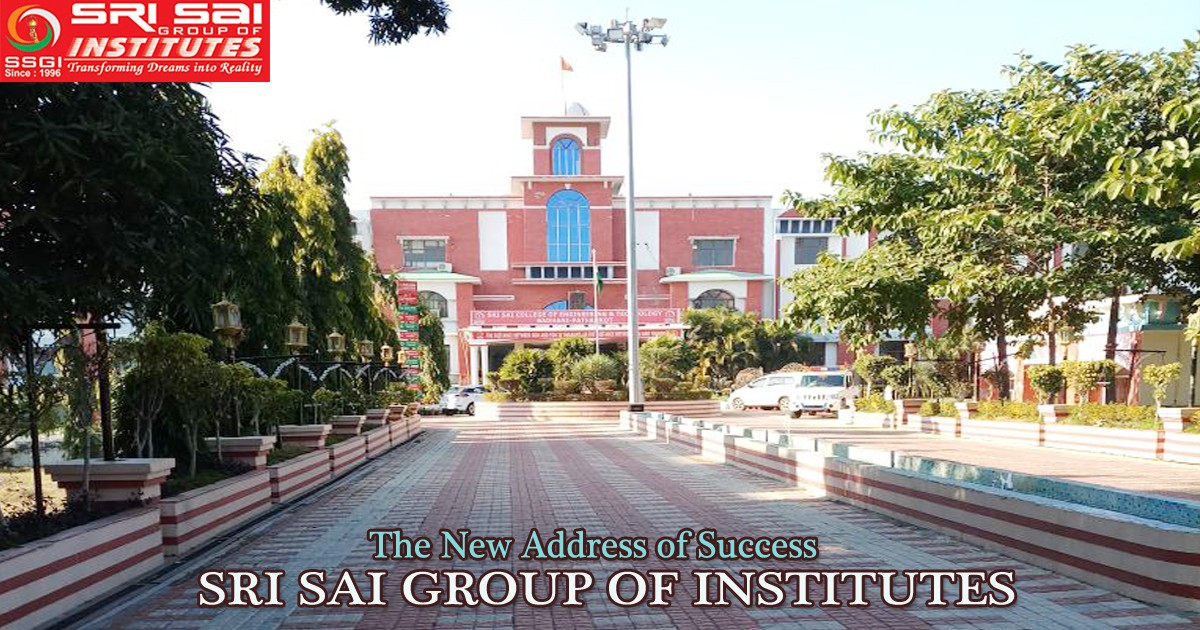 SRI SAI GROUP OF INSTITUTES | LinkedIn